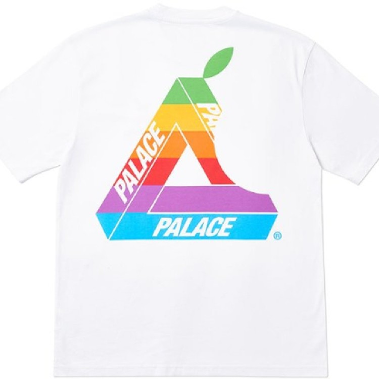 Palace jobsworth tee white XL DS