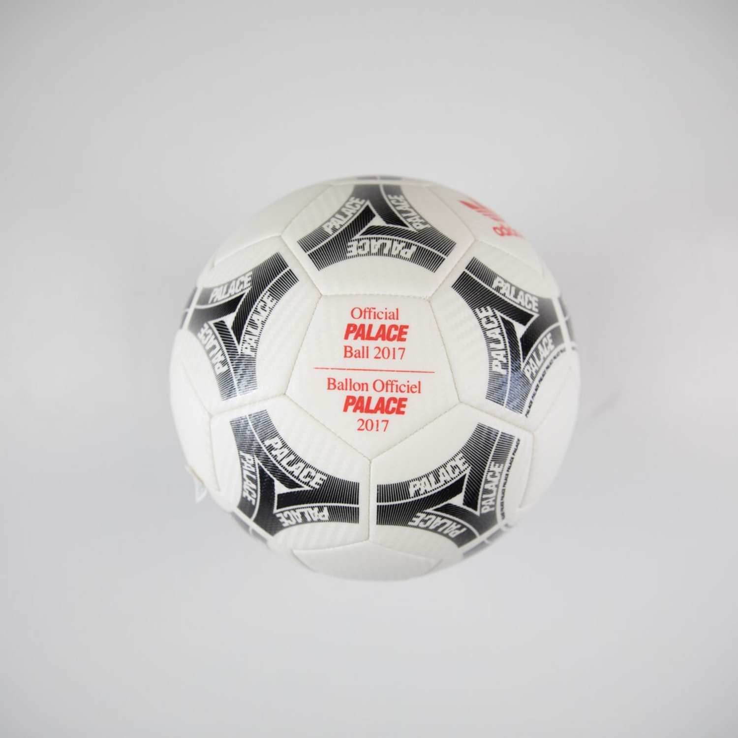 Palace X Adidas Tango Football White Black (New)