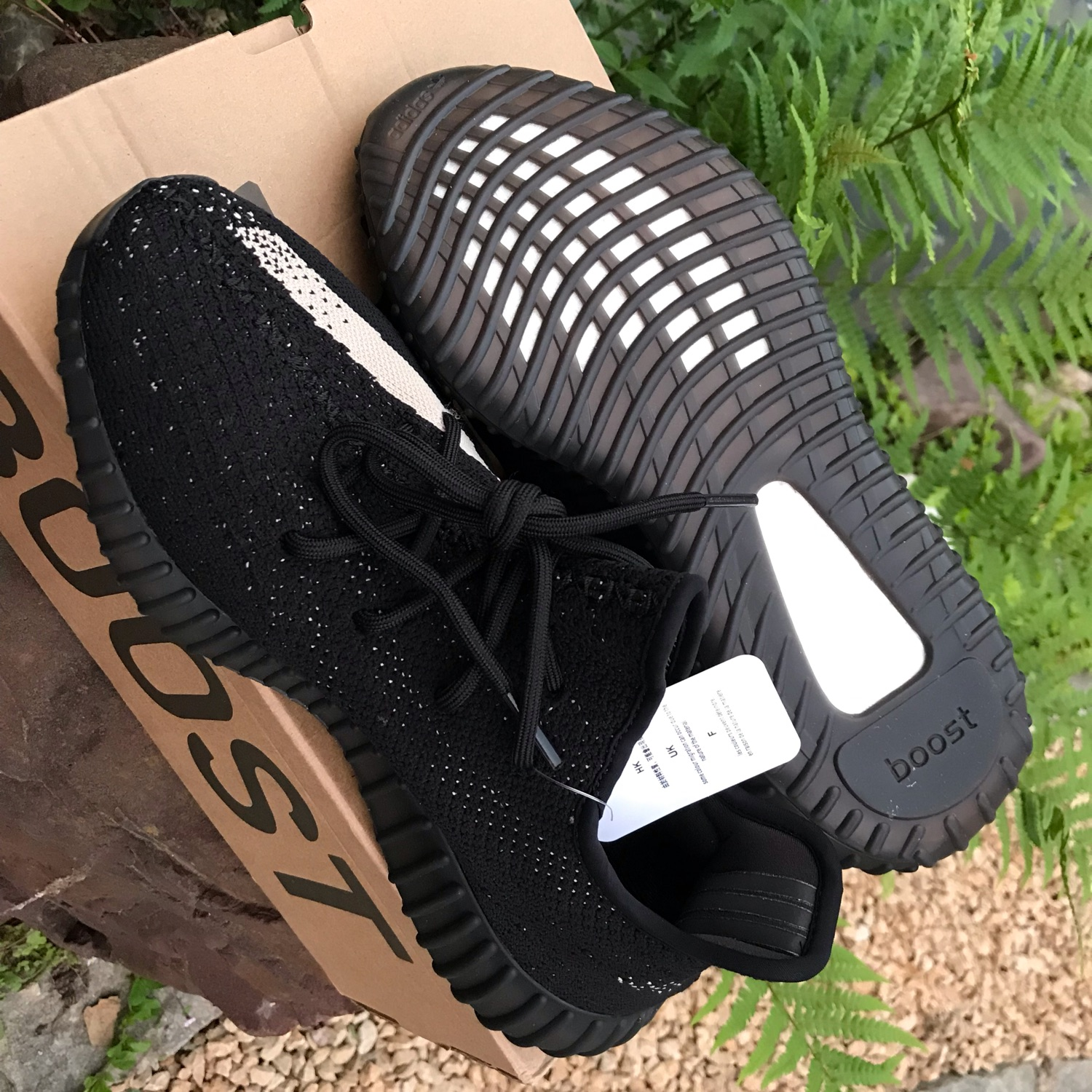 Yeezy Boost 350 V2 Oreos Ds