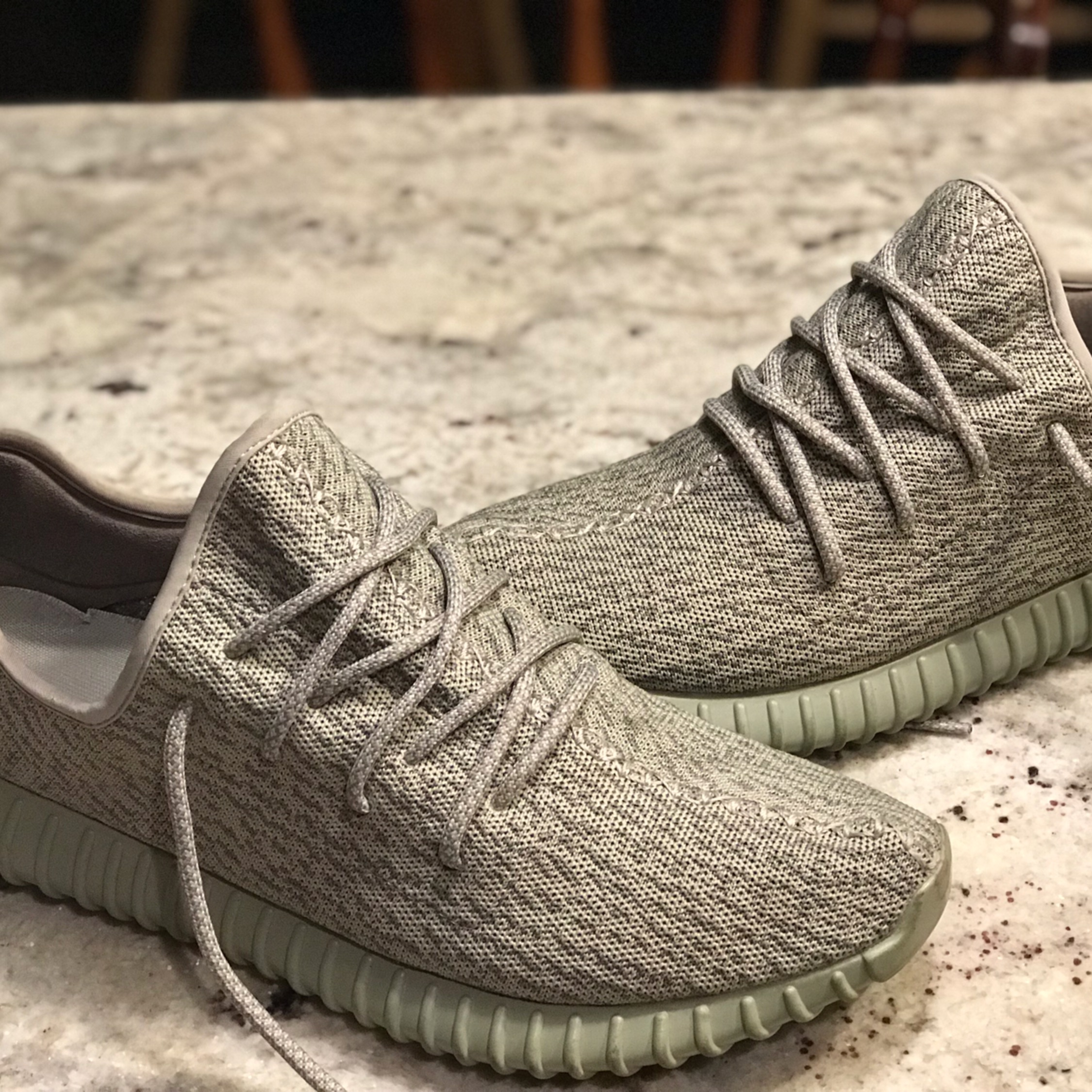 50% Off Yeezy boost 350 moonrock insole fake Light Stone