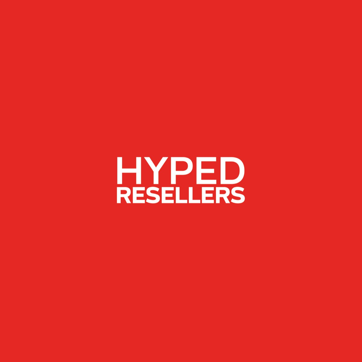 Bump profile picture for @hypedresellers