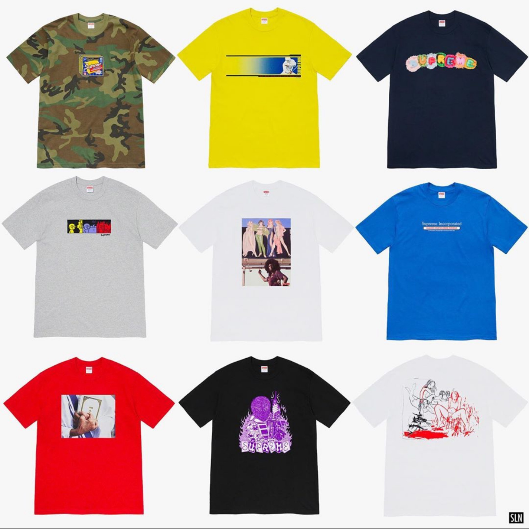 Supreme Week 7 Instore Proxy