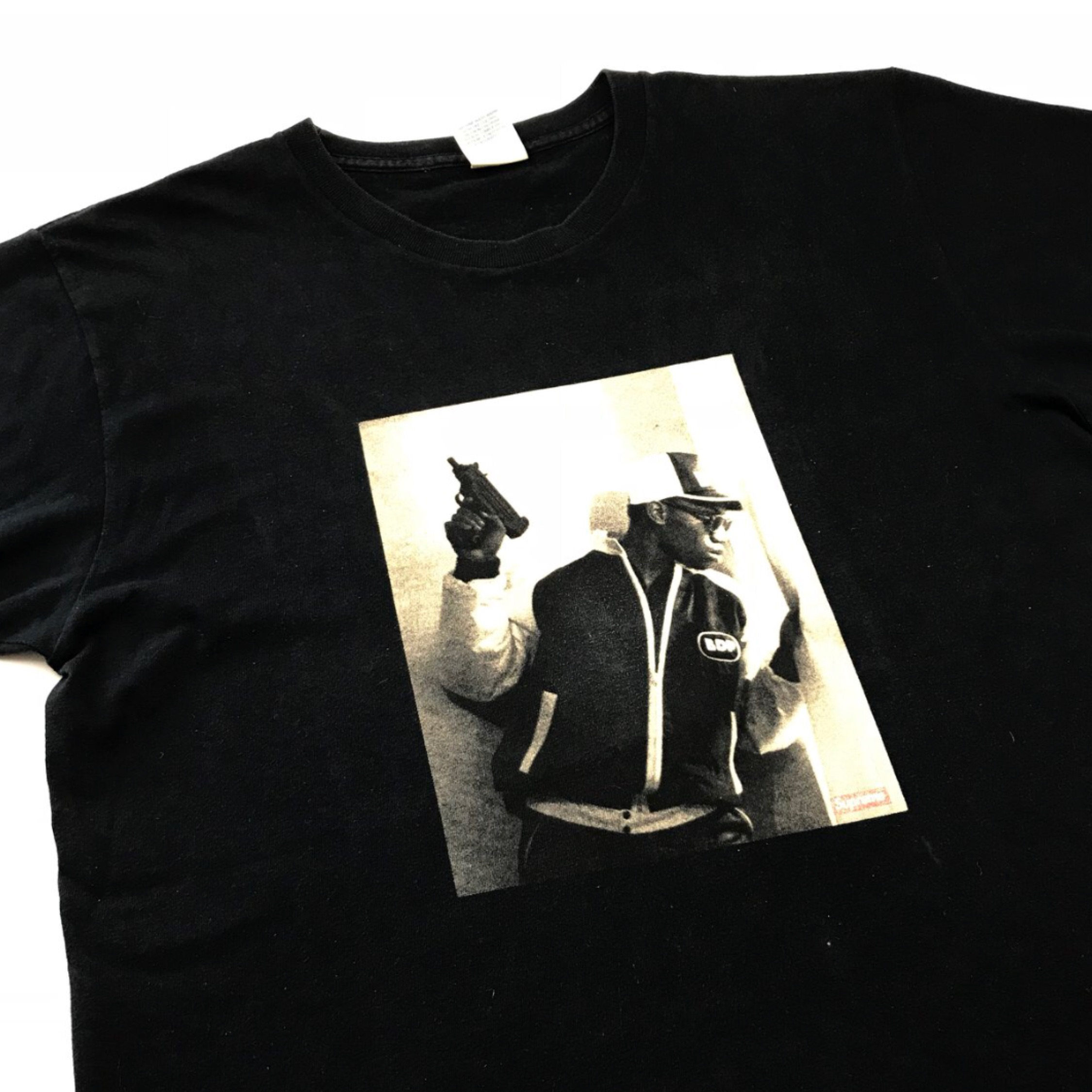 Supreme X Krs Photo Tee