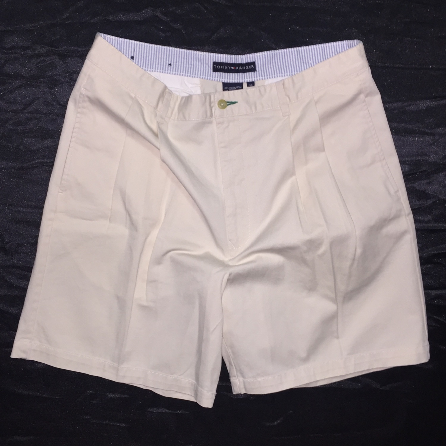 Tommy Hilfiger Khaki's Dress Shorts