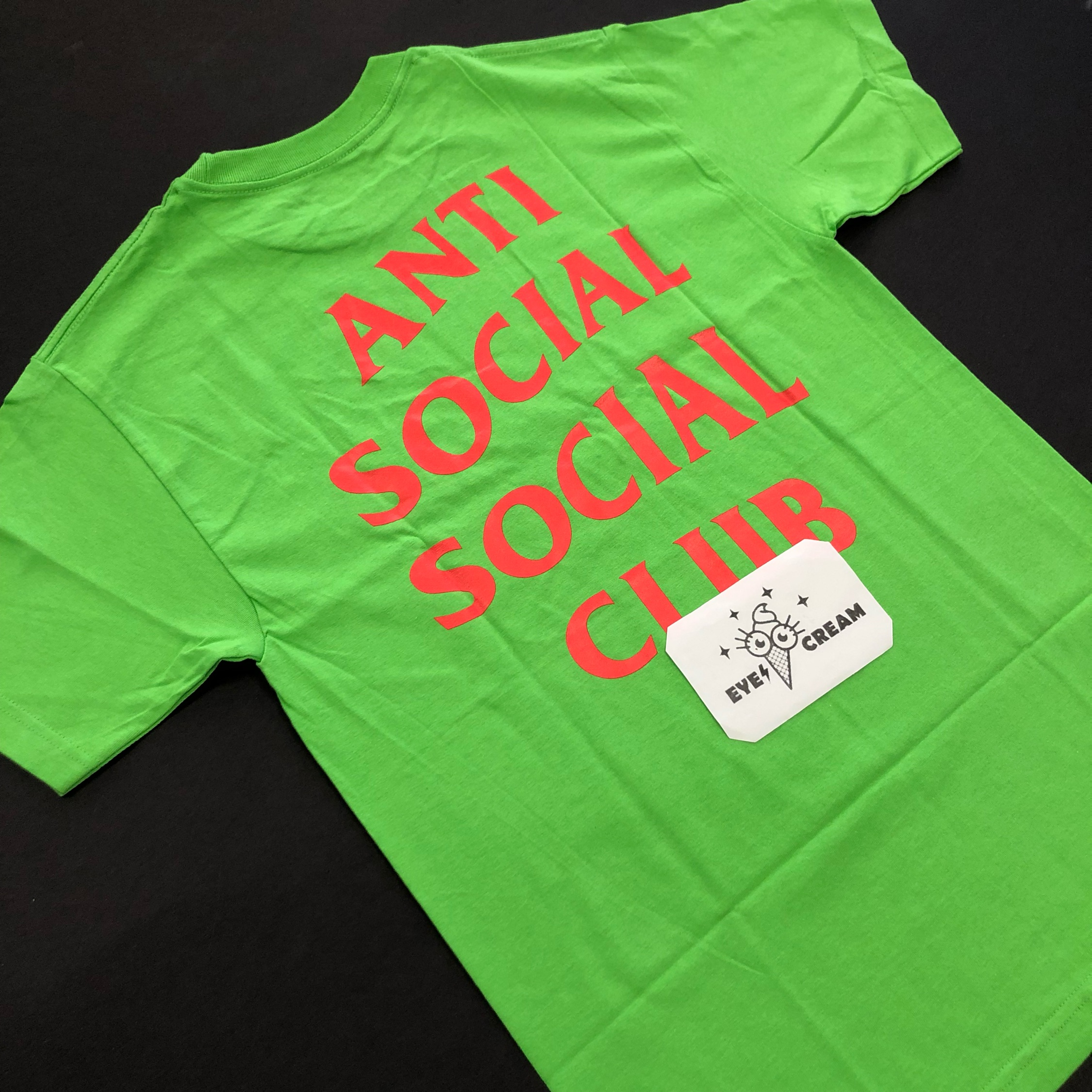 Ds Anti Social Social Club Assc Signs Tee Supreme
