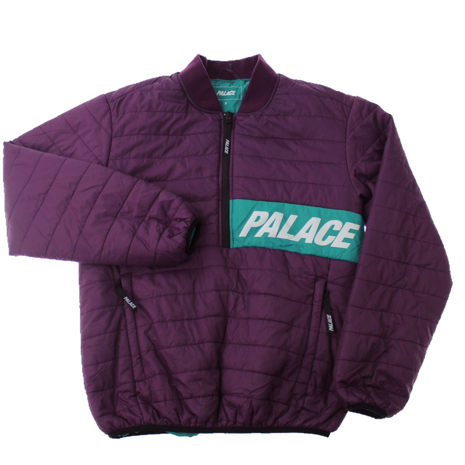 Palace Pullover Down Jacket