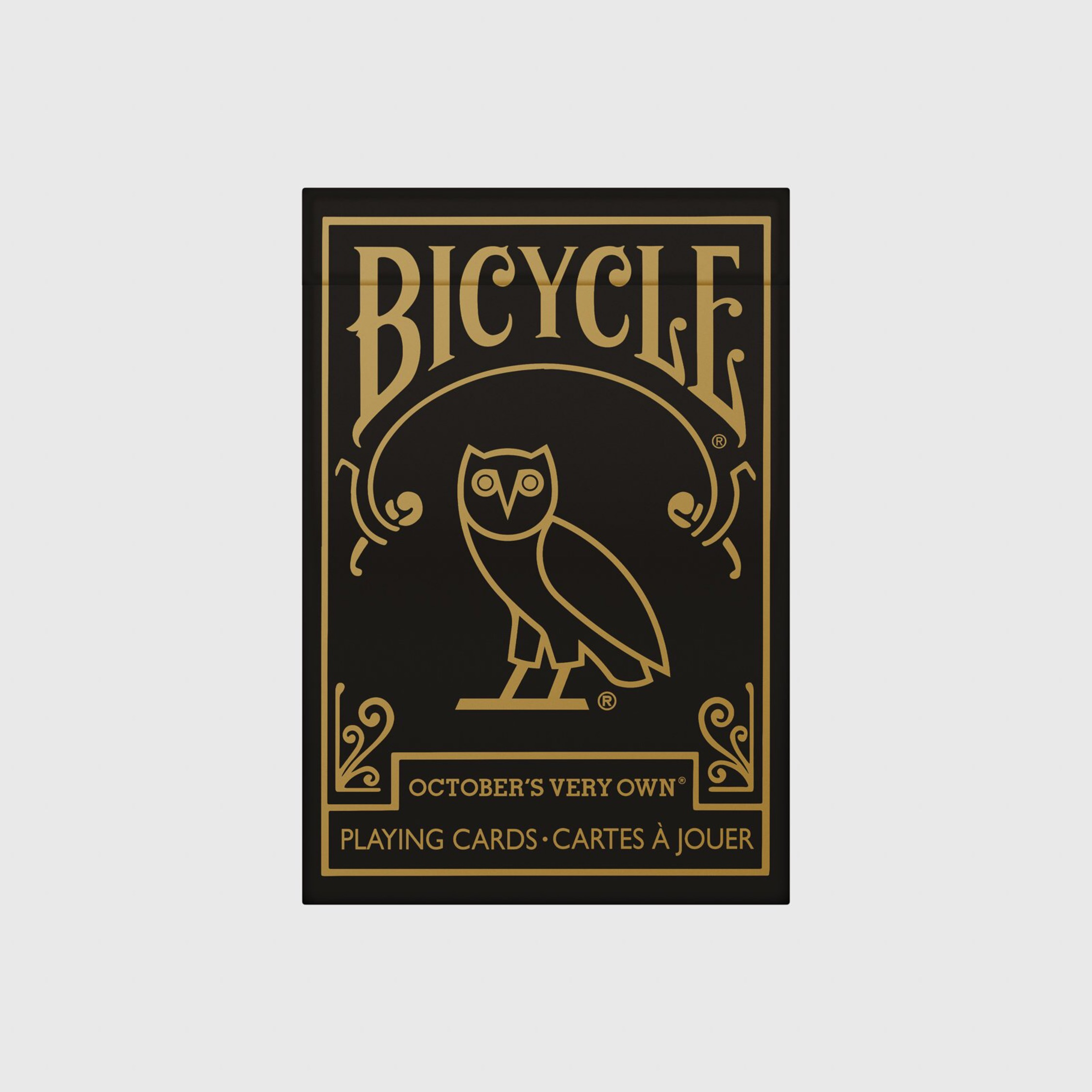 Ovo X Bicycle Cards (No Trades)