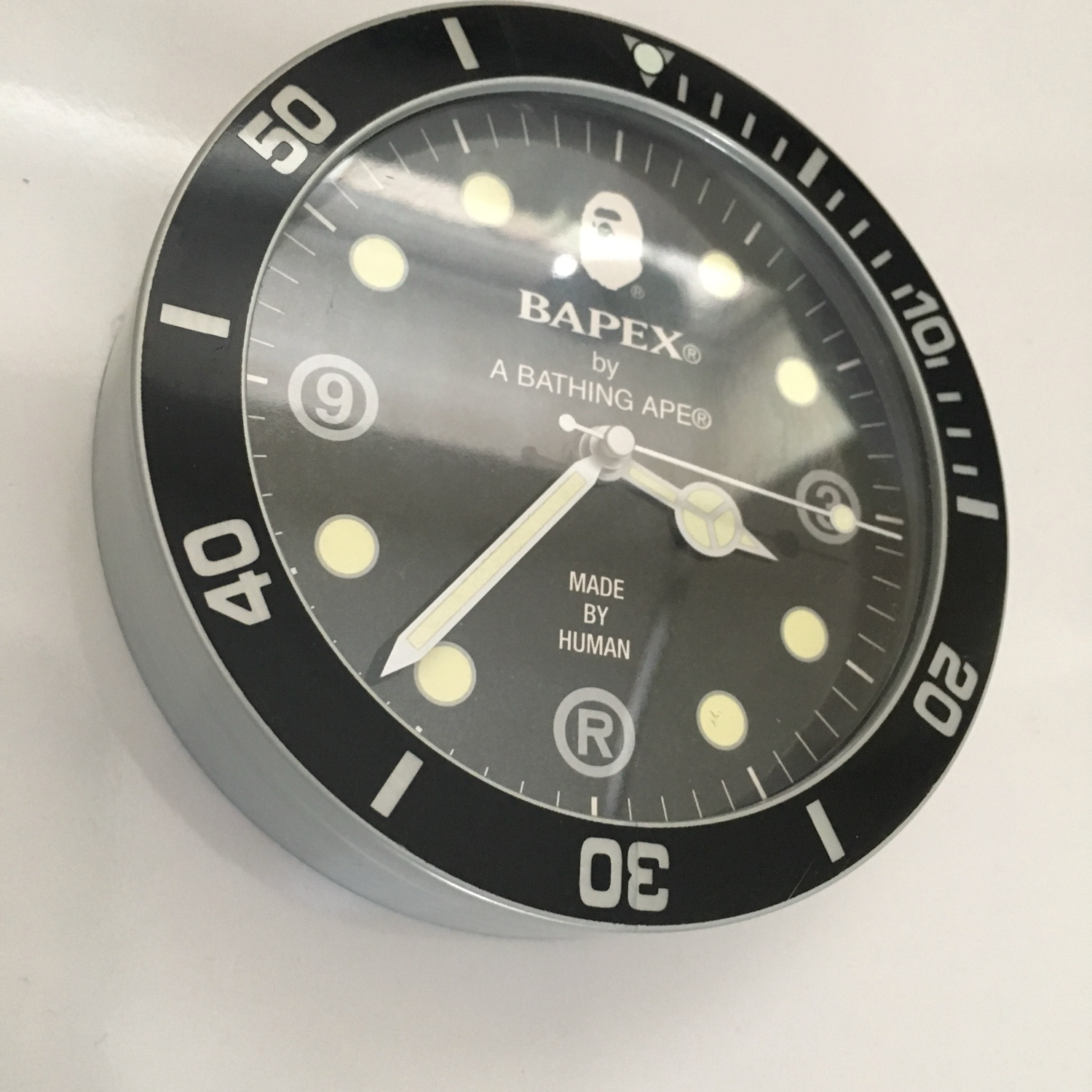 Bapex Bape X Rolex Desk Clock Authenticated Offer