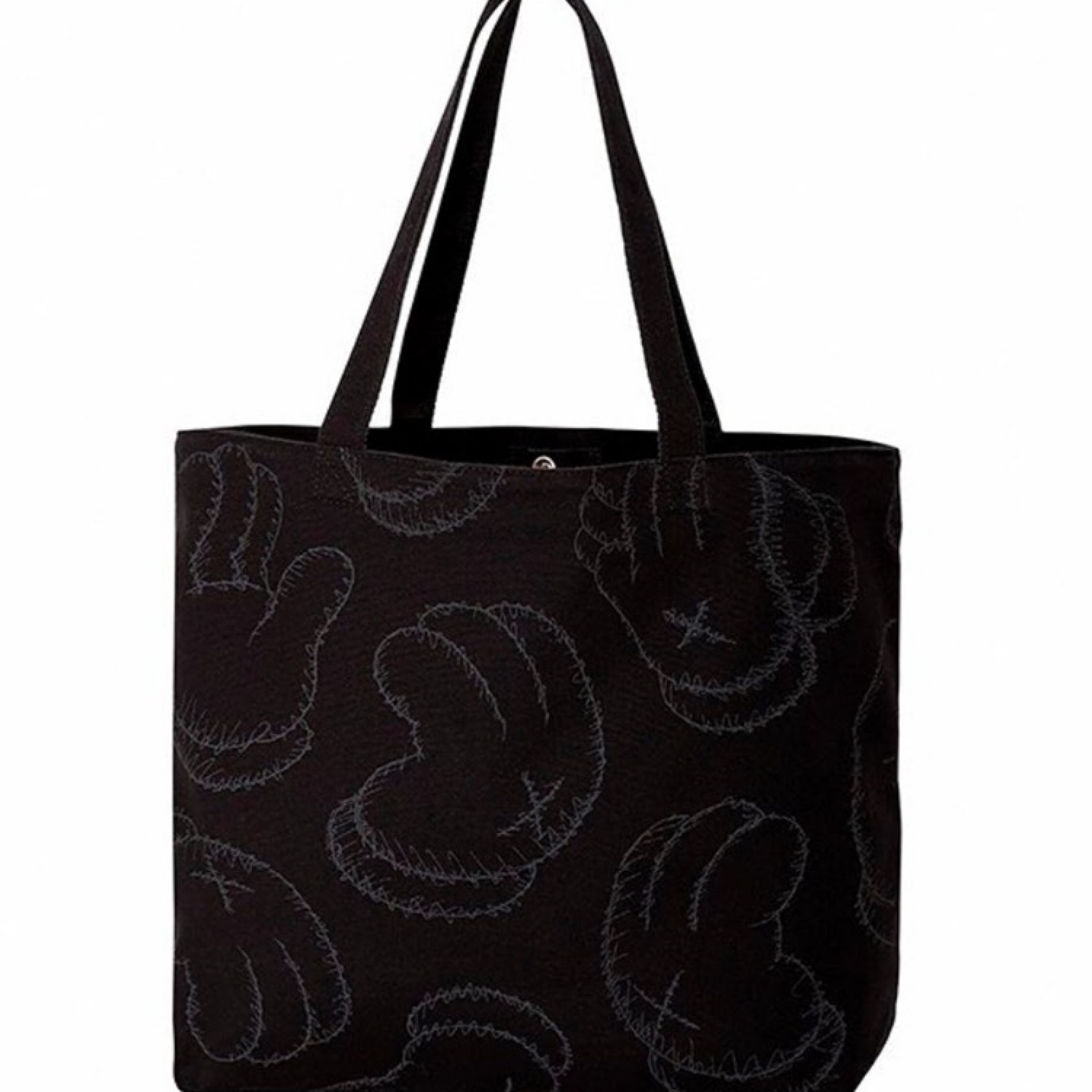 "Kaws X Uniqlo Companion ""Hands"" Tote Bag"
