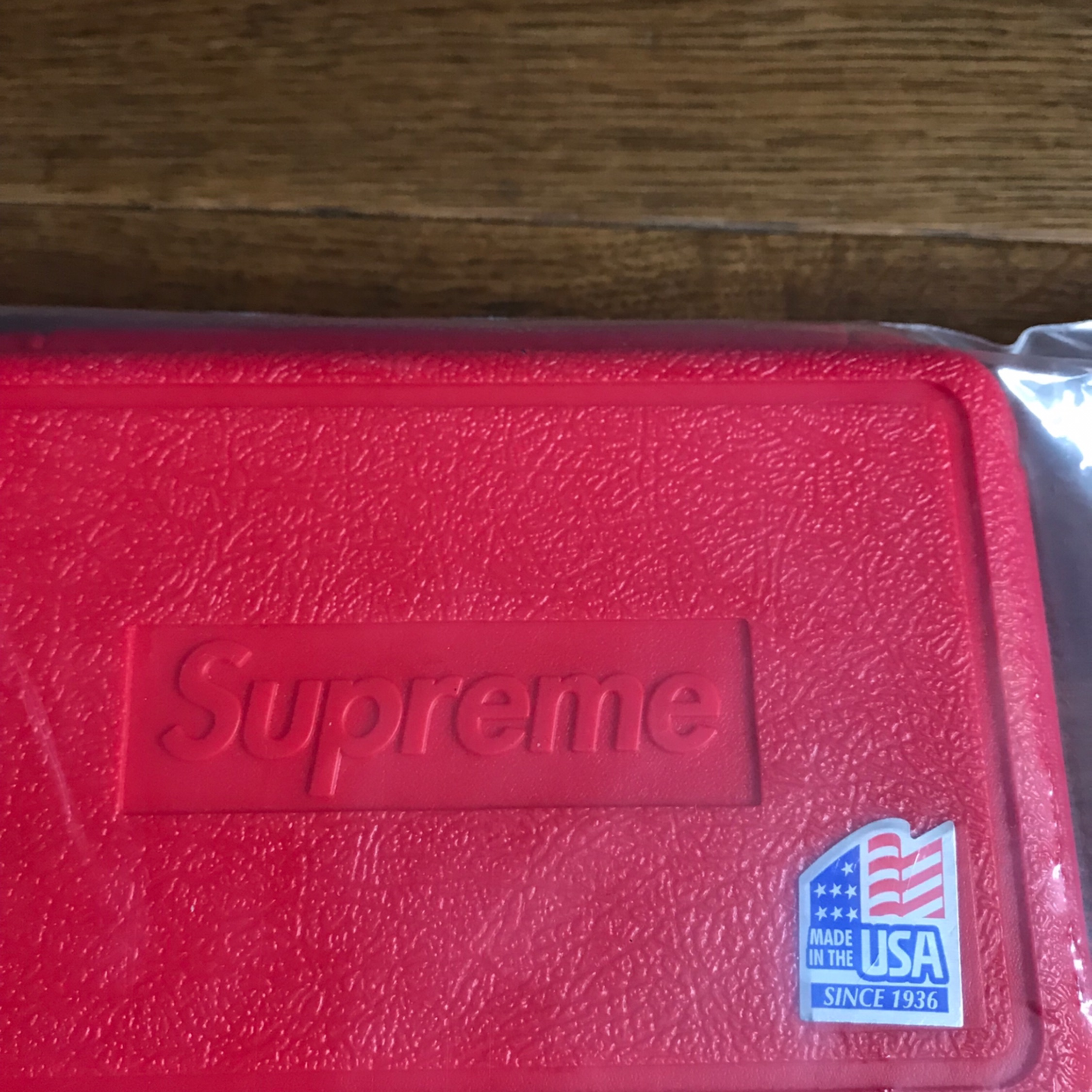 Fw19 Supreme X Chapman Screwdriver Set