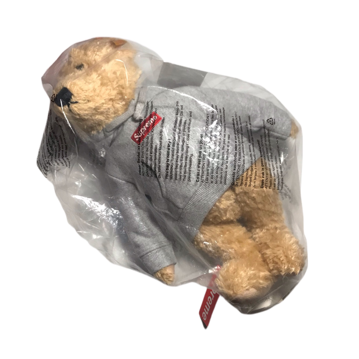 Supreme Steiff Teddy Bear
