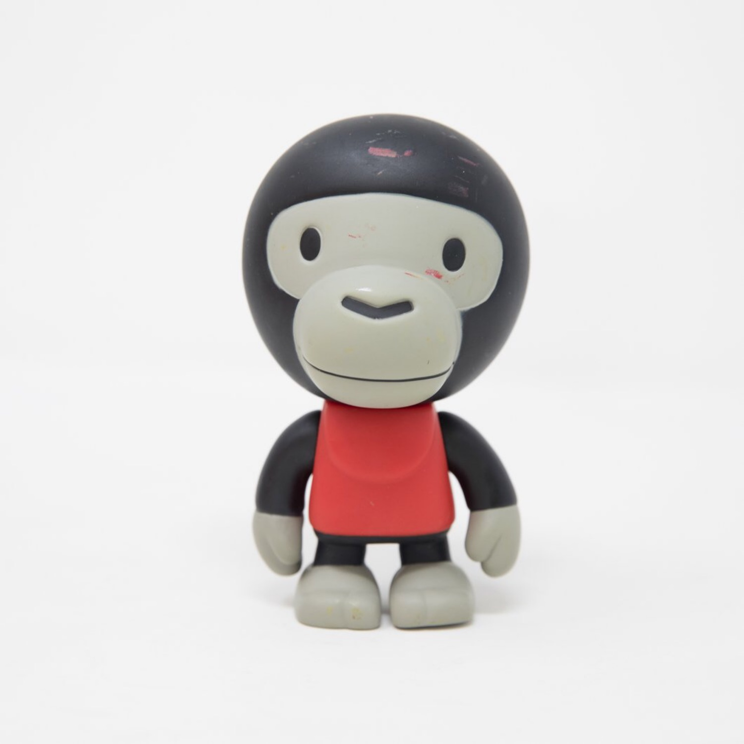 Bape Play Soldier Figure Red (Used)