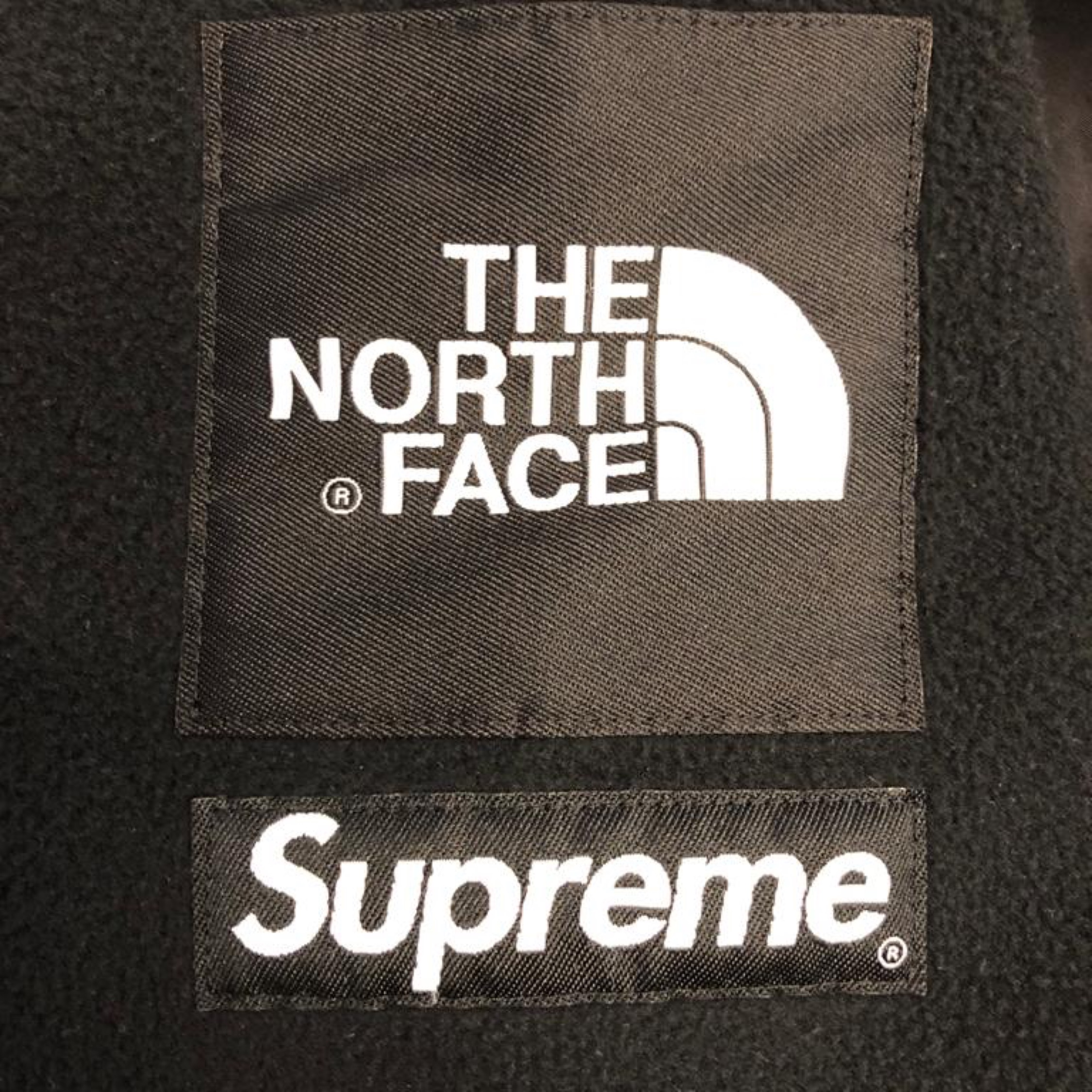 Supreme / The North Face Fleece Ds - M