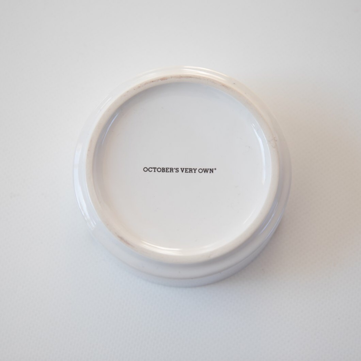 Ovo October Firm Ashtray (New)
