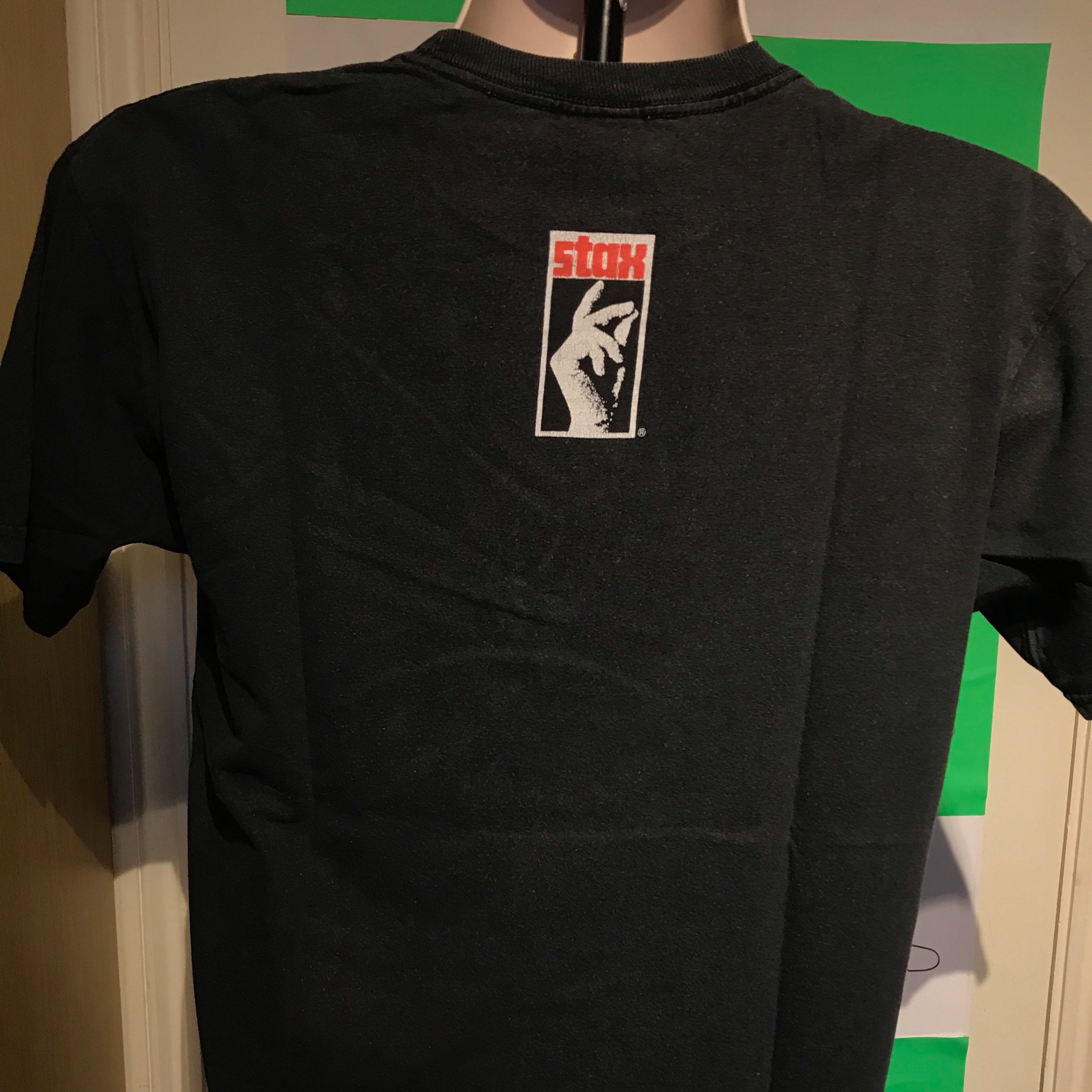 Fw12 Supreme X Stax Records Isaac Hayes Tee