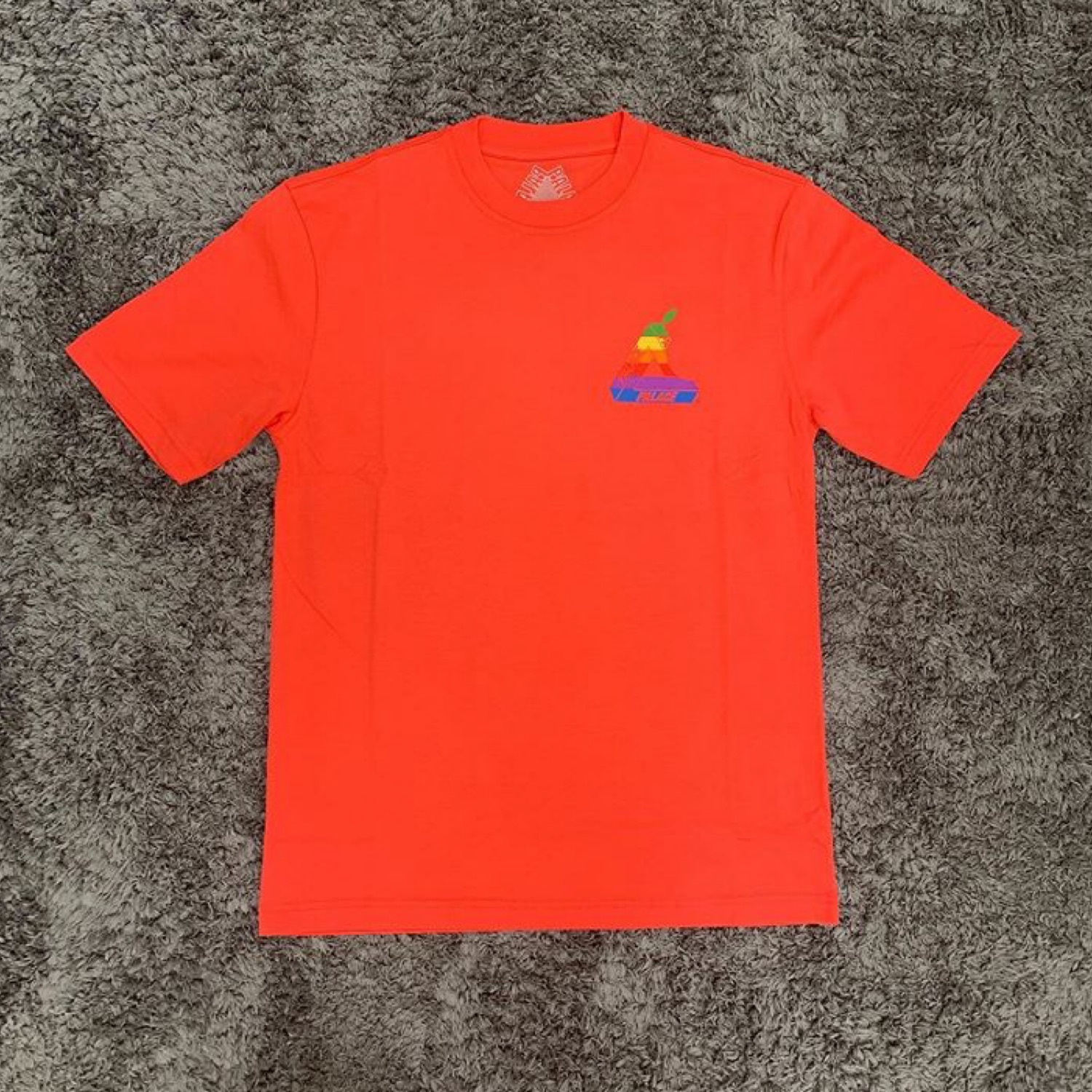 Palace Jobsworth Tee Red