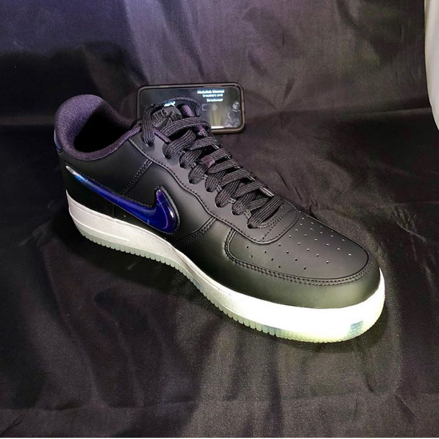 Ds Nike X Playstation Air Force 1 E3 Exclusive