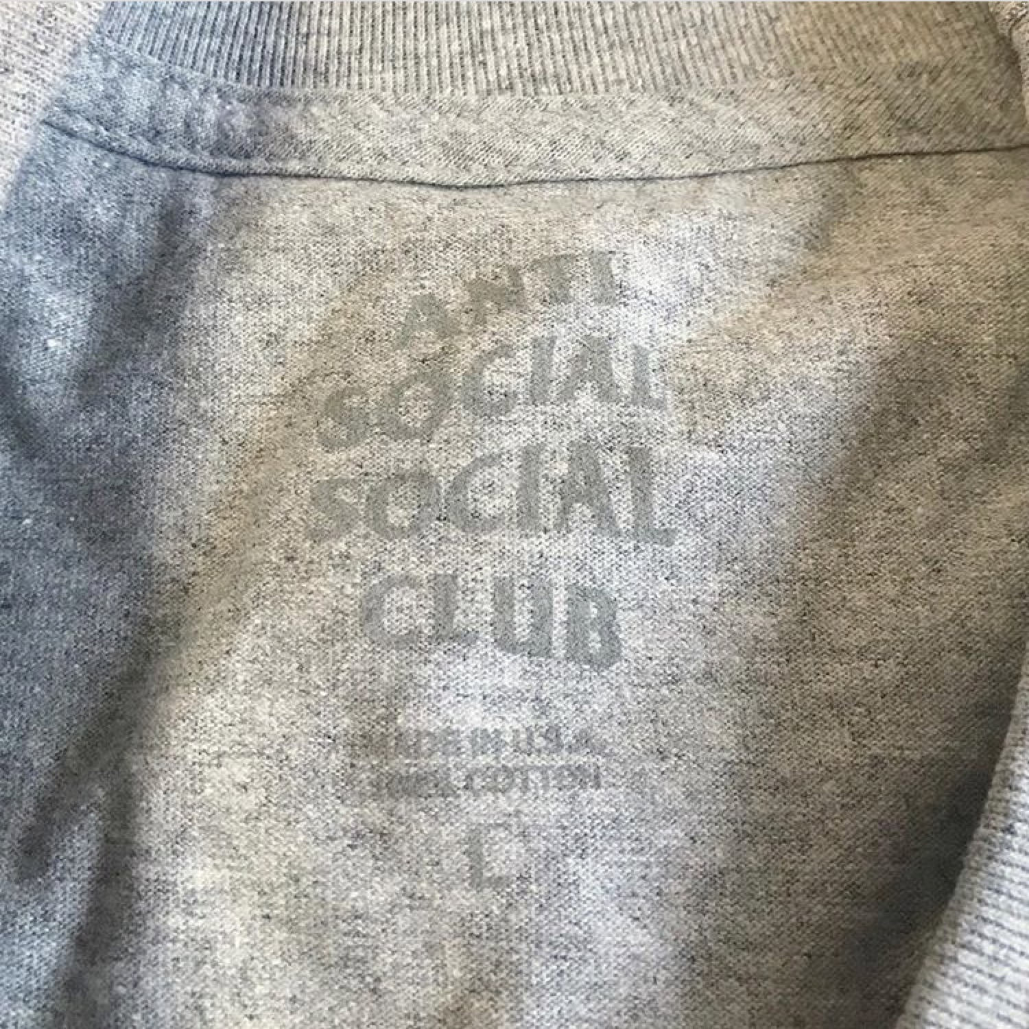 Anti Social Social Club Bronx Tee