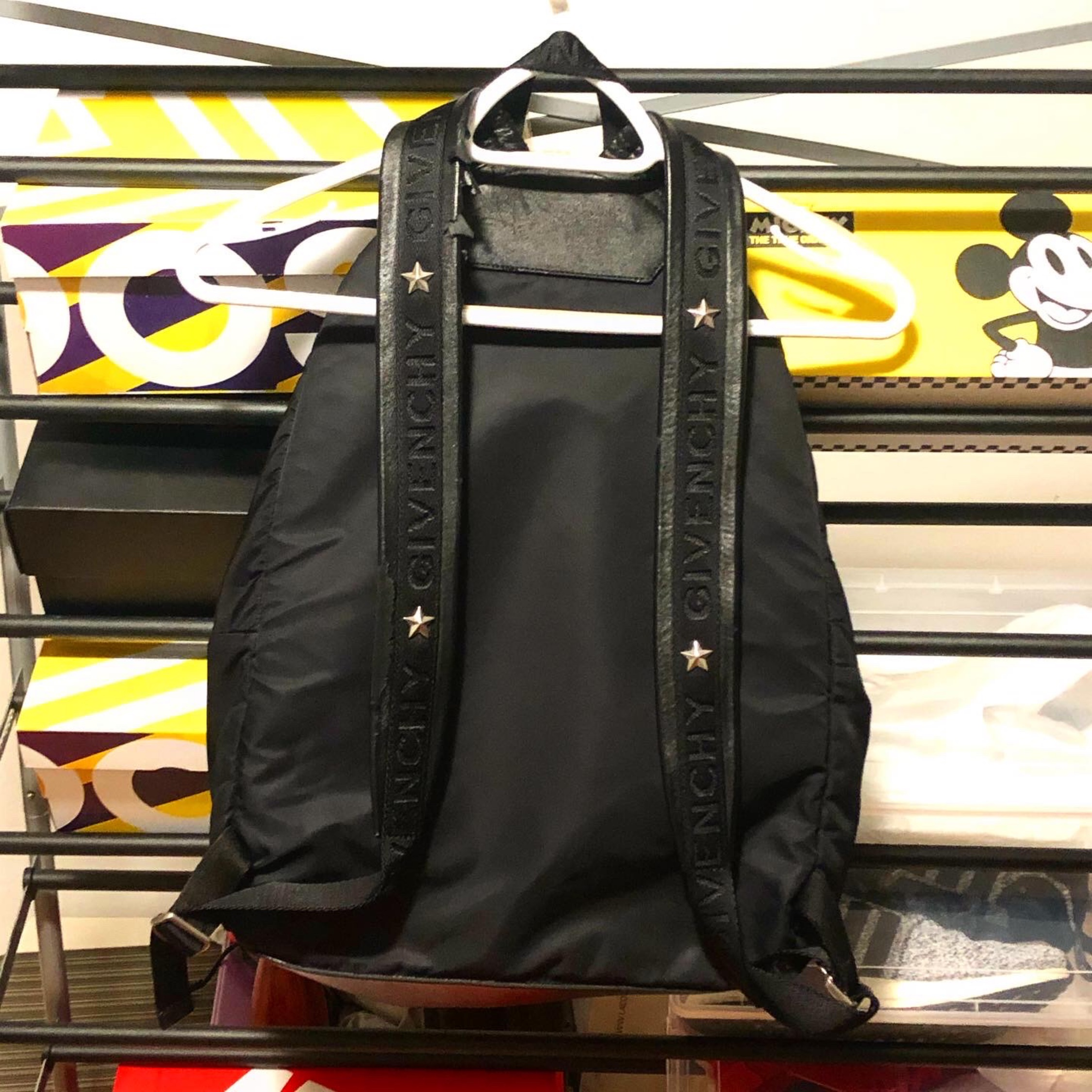 Givenchy Rottweiler Nylon Backpack