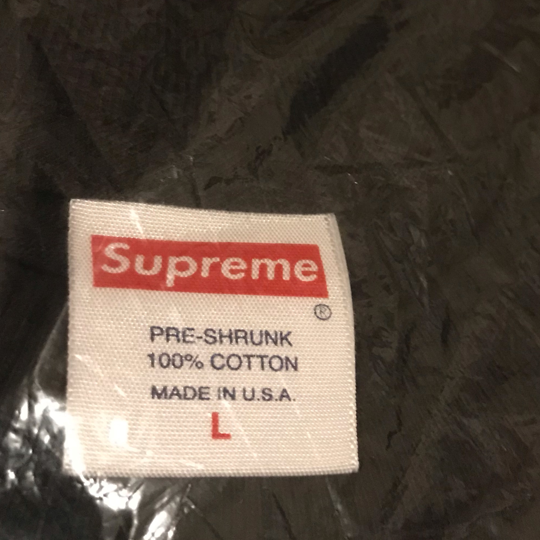 Fw18 Supreme Eternal Tee