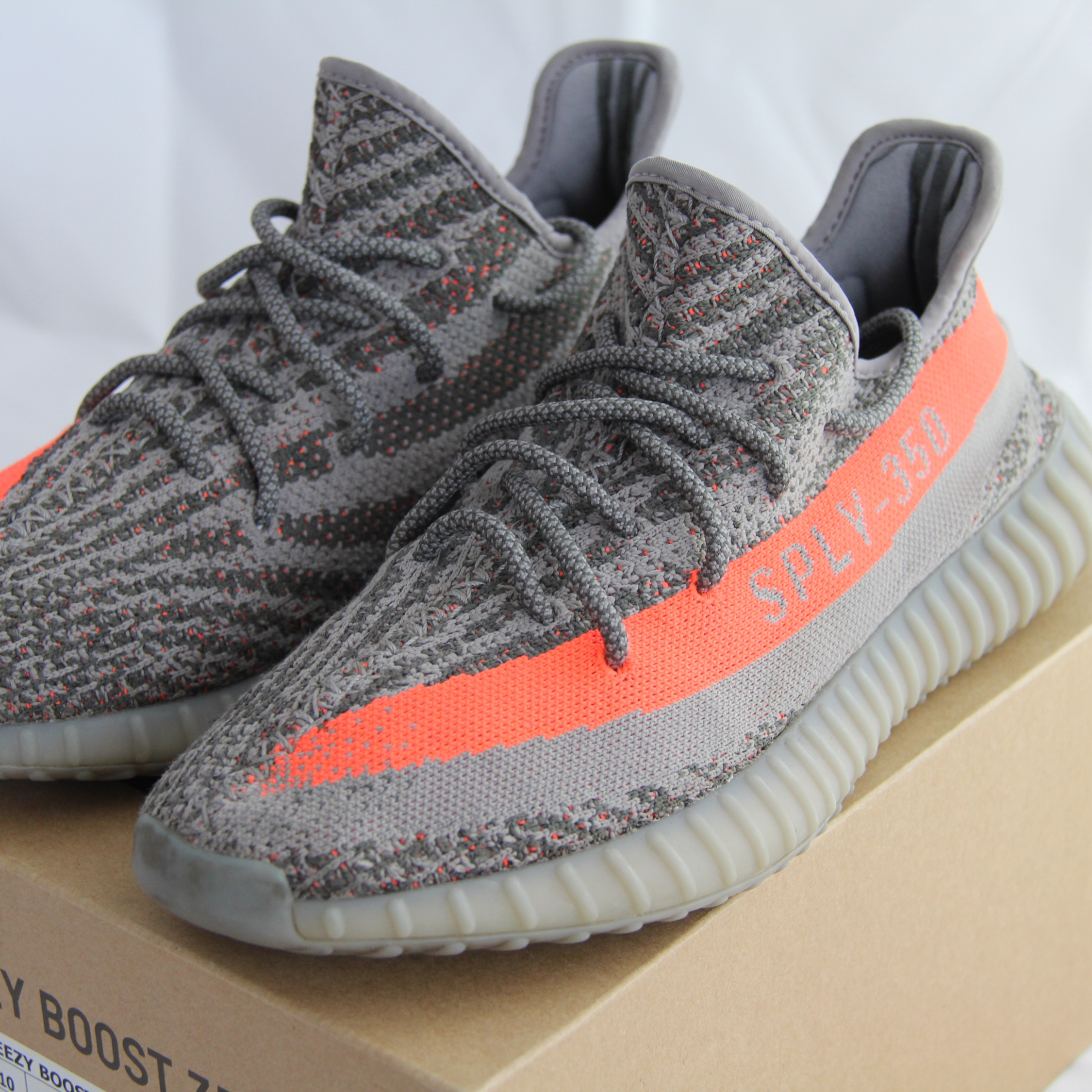 yeezy 350 beluga real vs fake