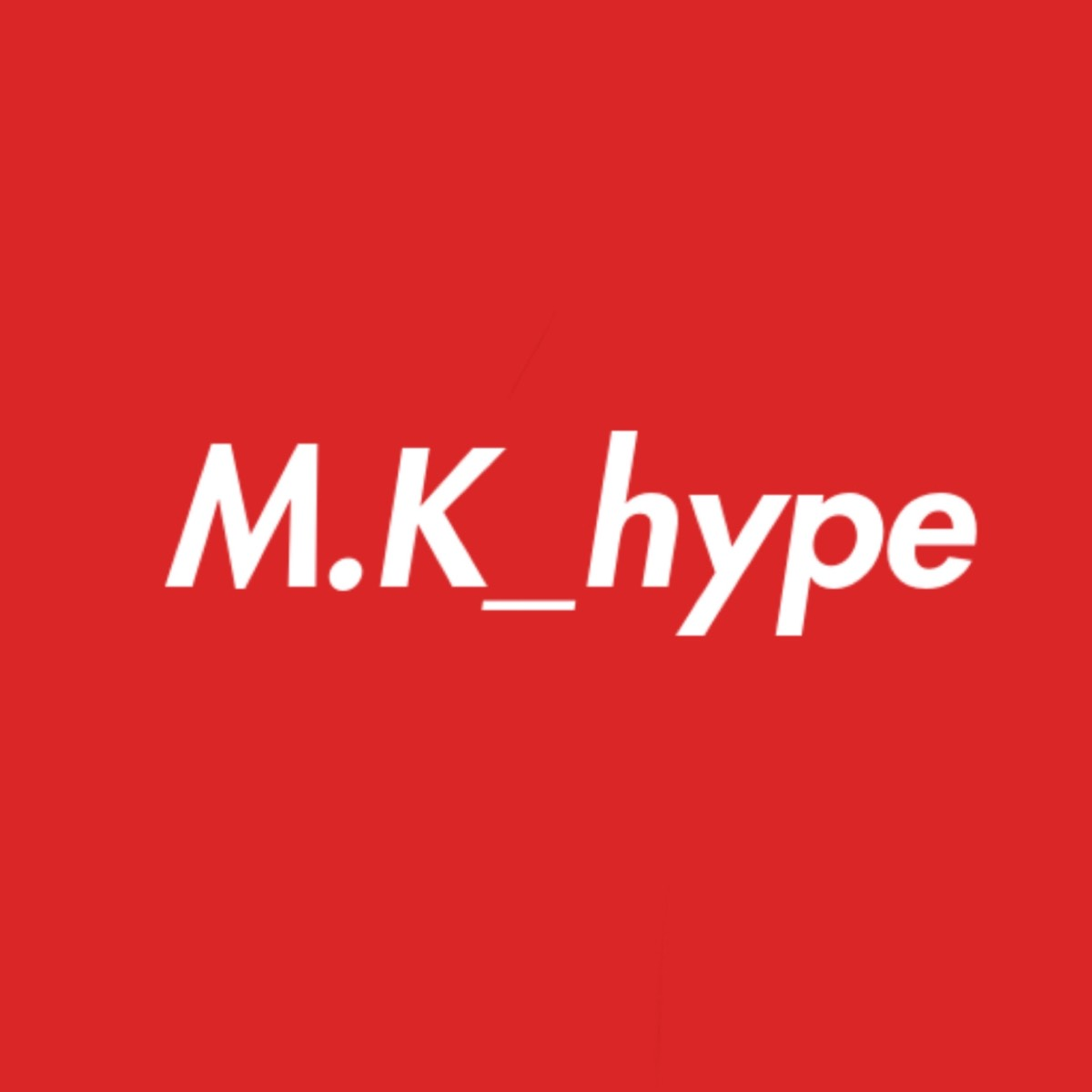 Bump profile picture for @m.k_hype