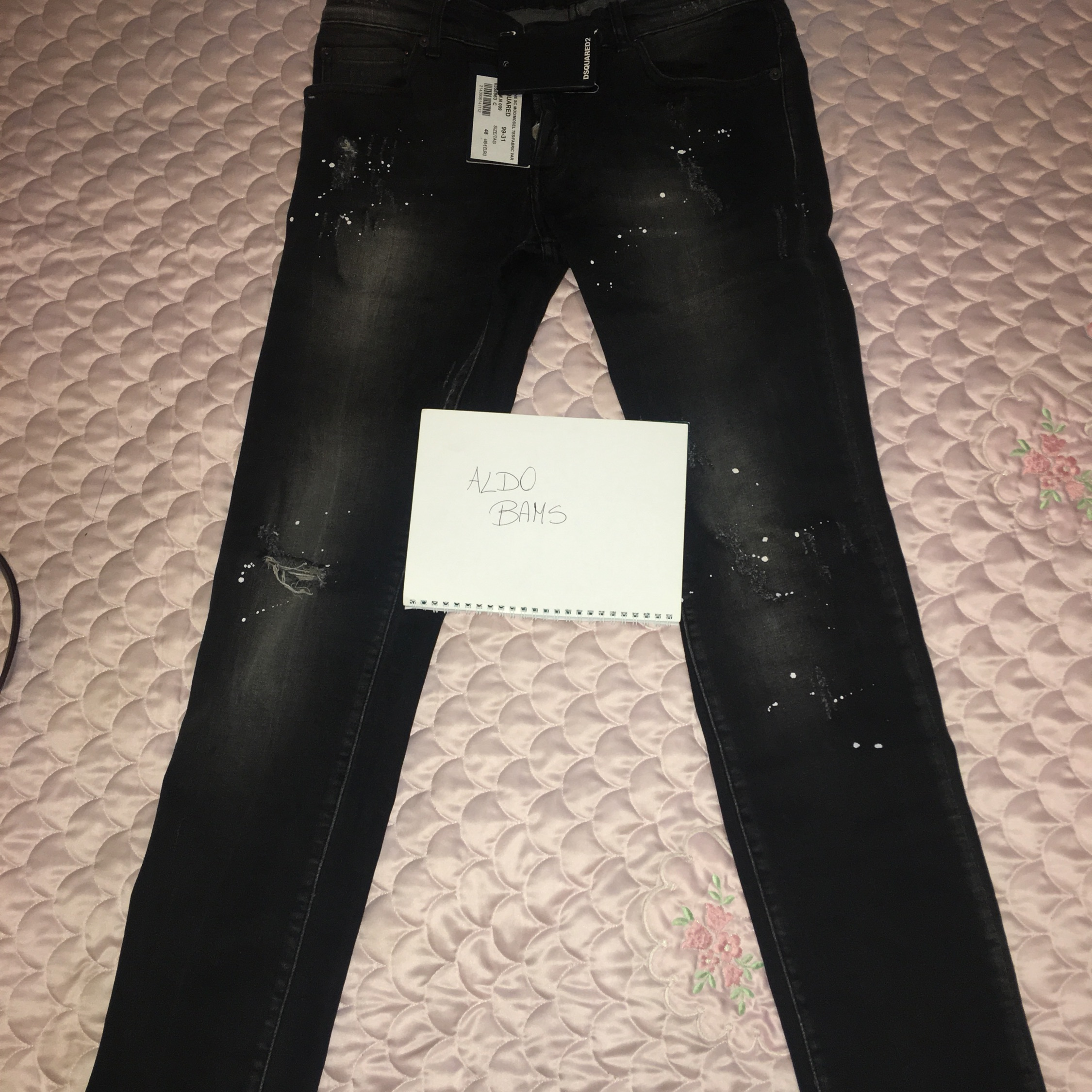 dsquared 44 jeans