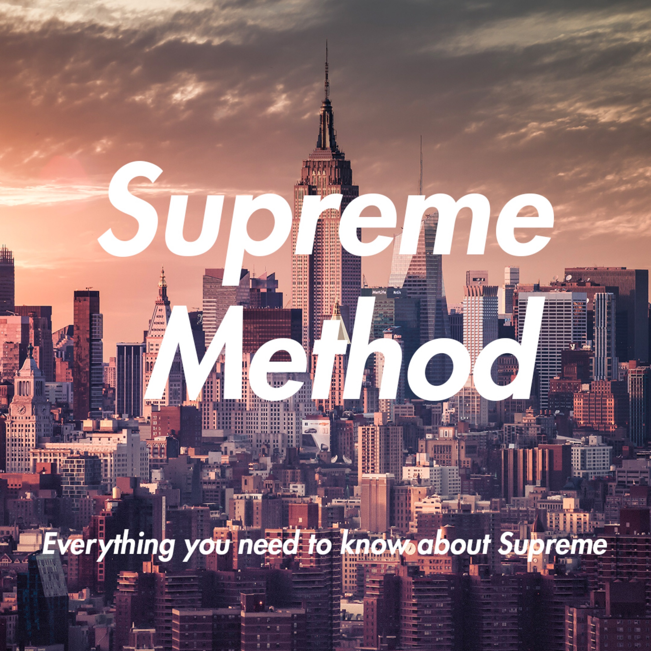 Supreme Method