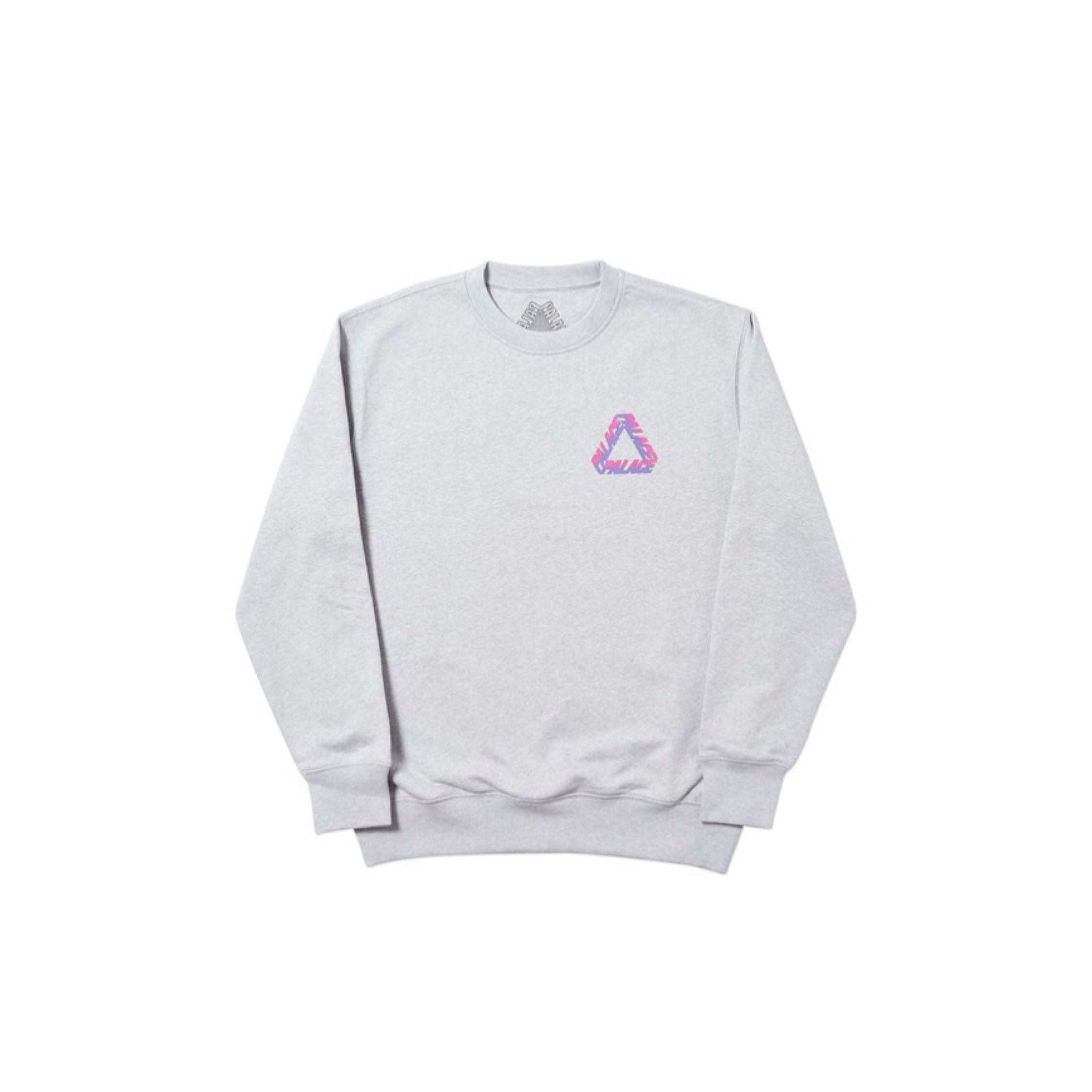 Palace Split P3 Crewneck Sweatshirt