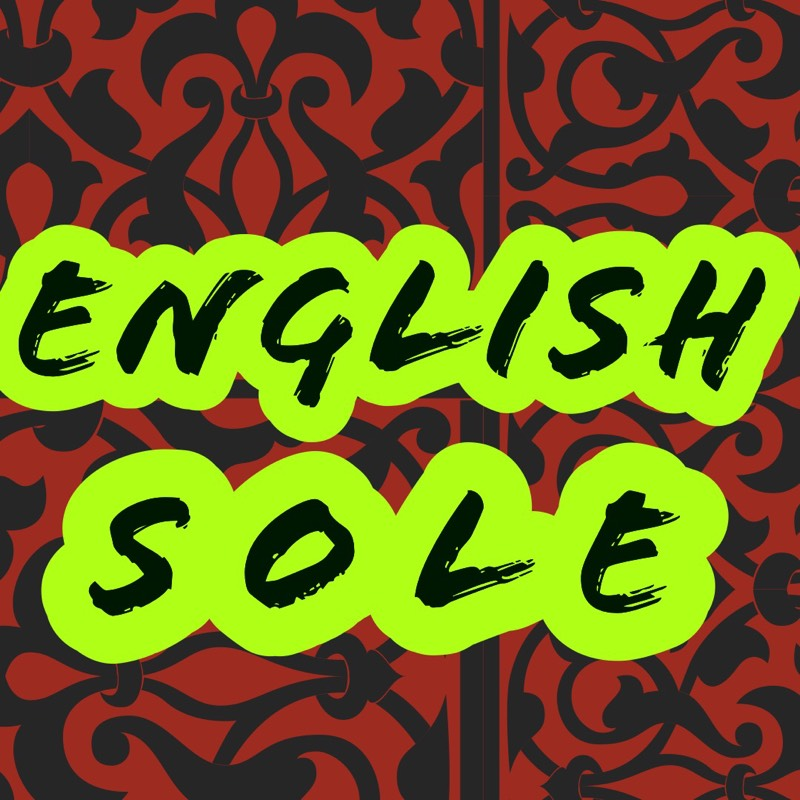 Bump profile picture for @englishsole