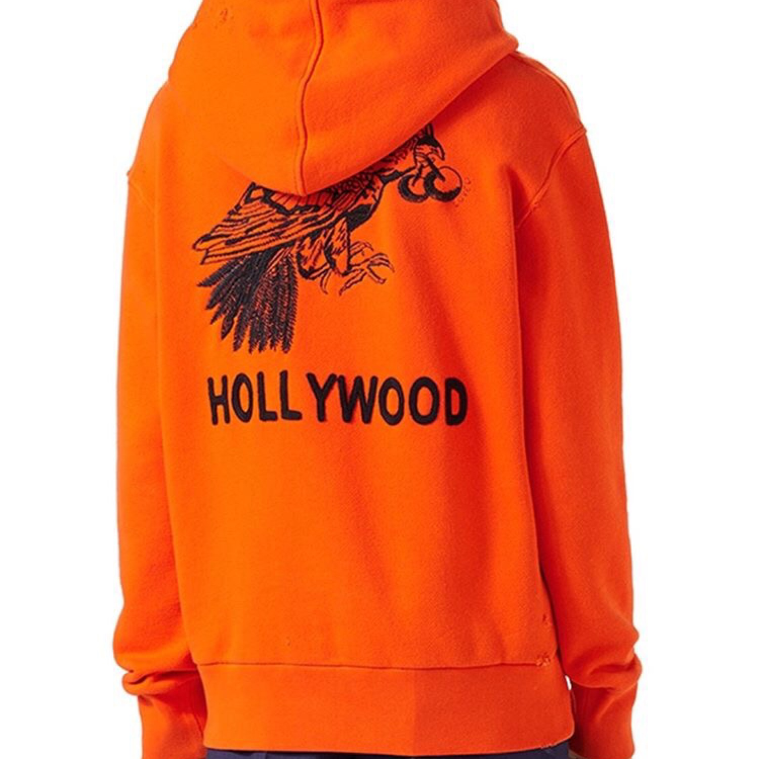 Gucci Embroidered Hollywood Hoodie