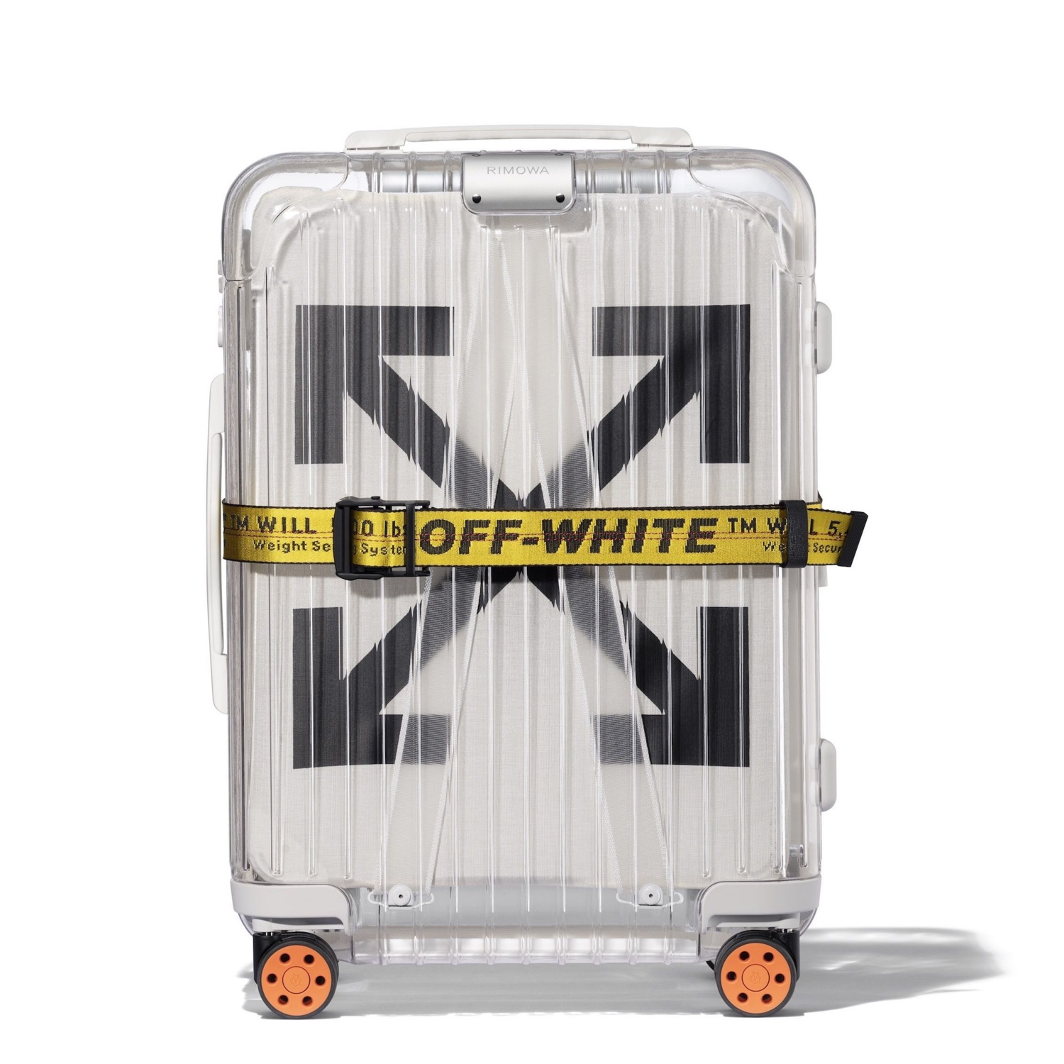 Off White X Rimowa See Through Case