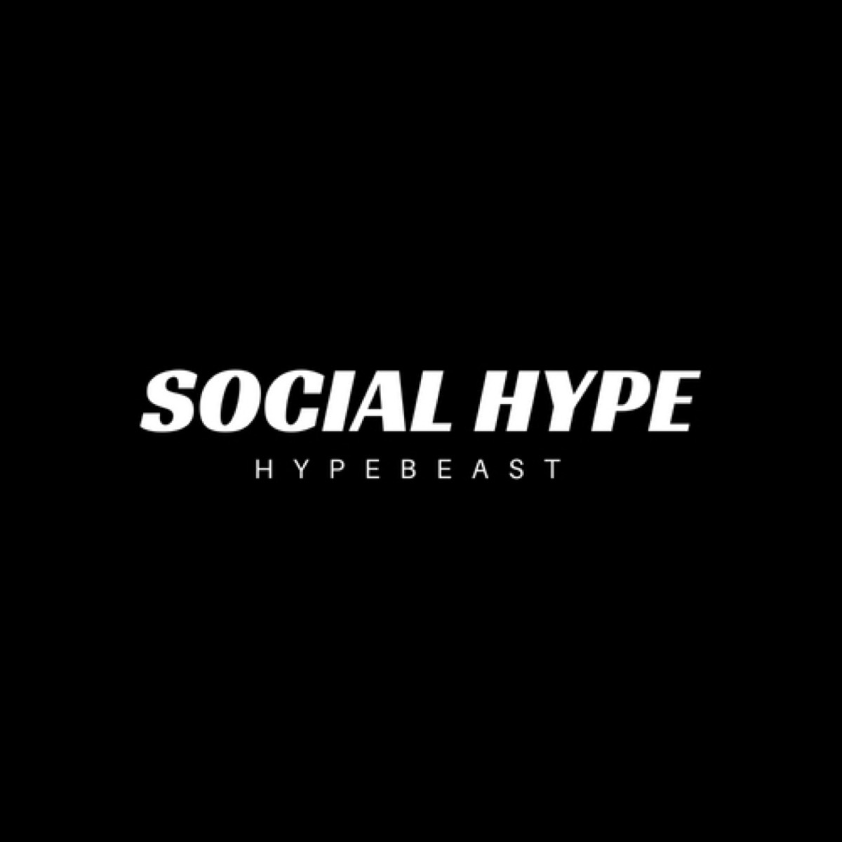 Bump profile picture for @socialhype