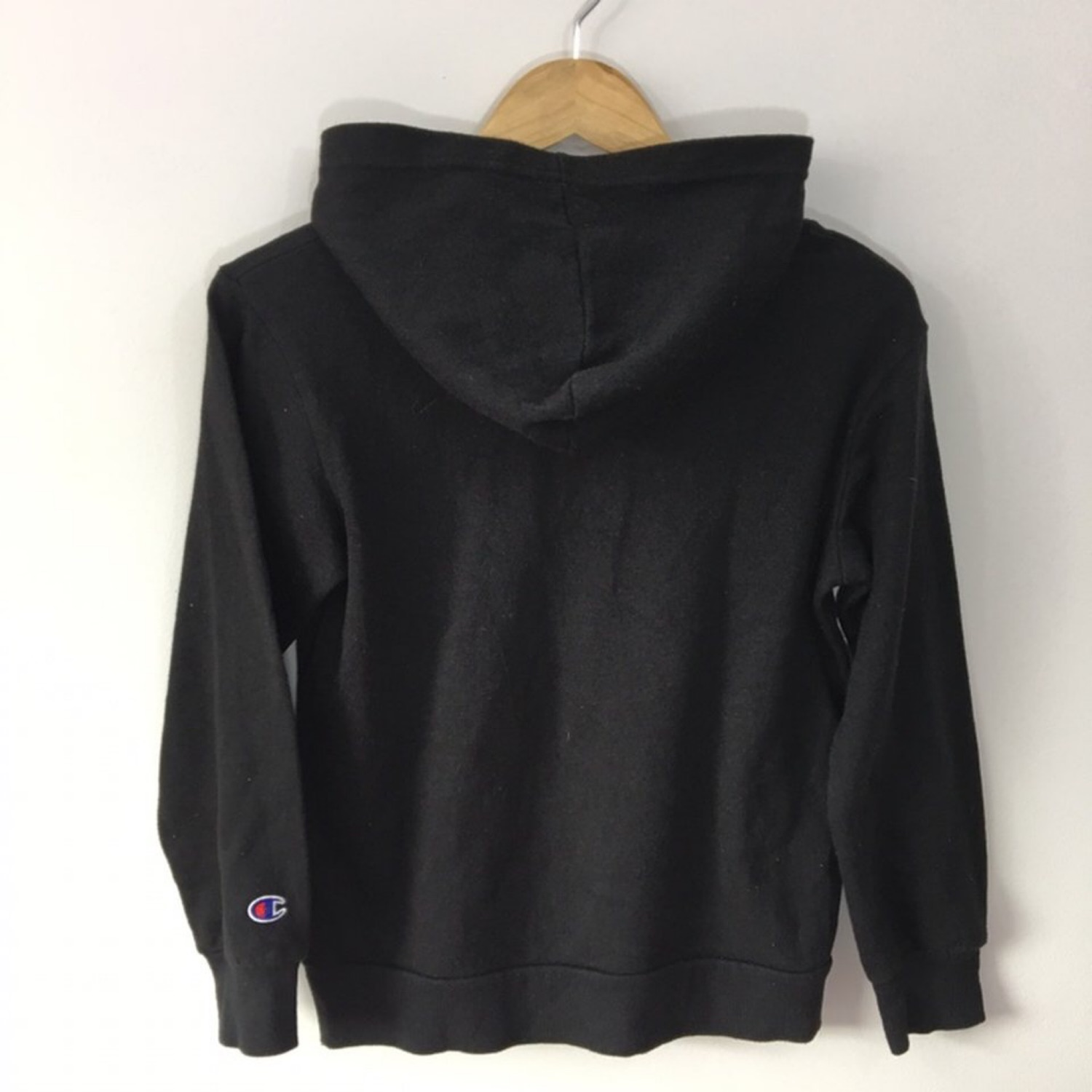 Champion Spell-Out Hoodie