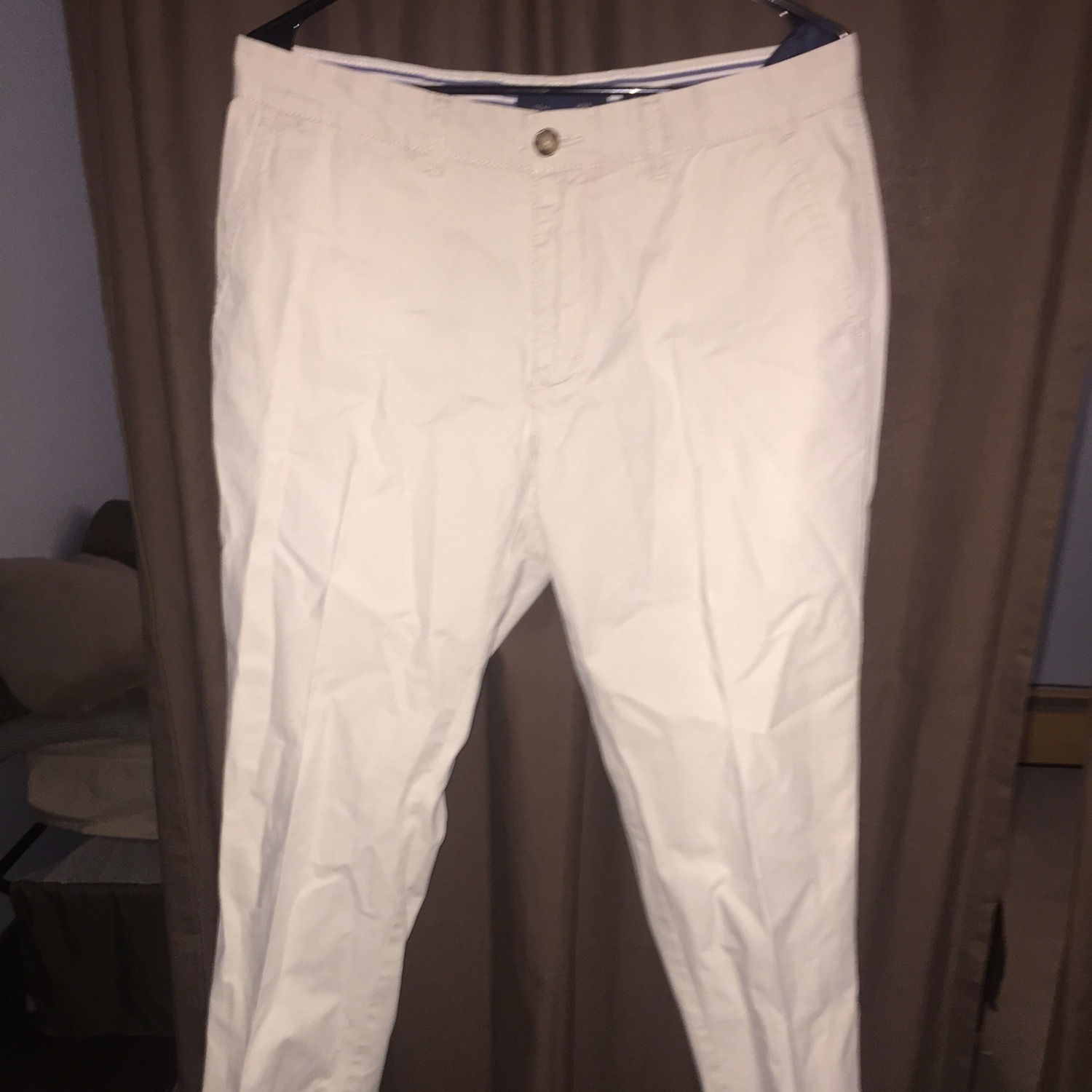 Tommy Hilfiger Slim Fit Khakis