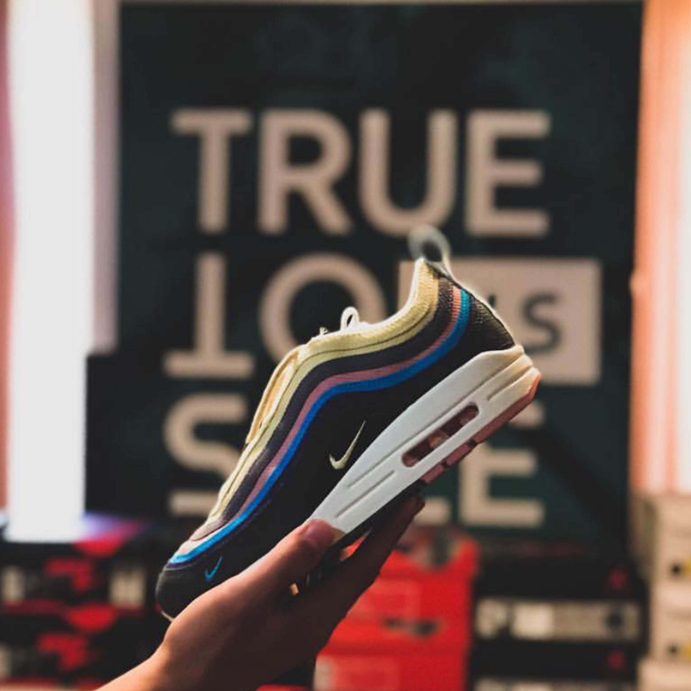 Nike Sw Sean Wotherspoon Am 97 Uk 4