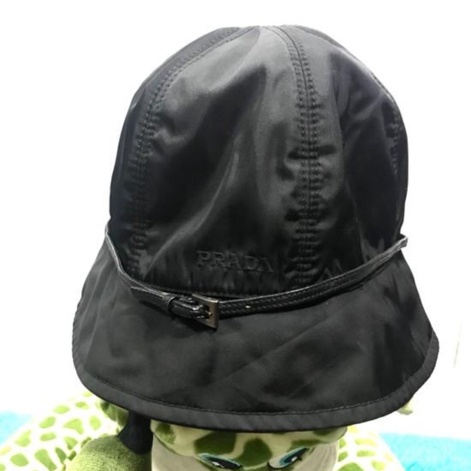 Prada Black Hats