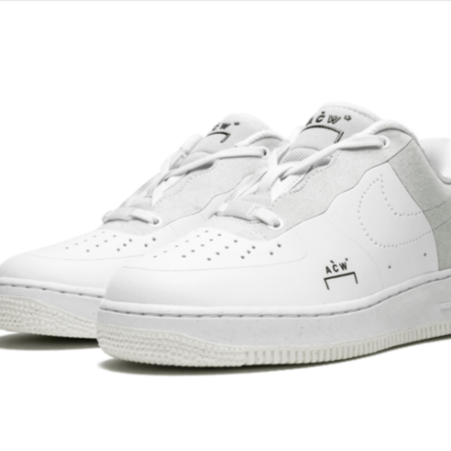 A-Cold-Wall X Nike Air Force 1 Low White