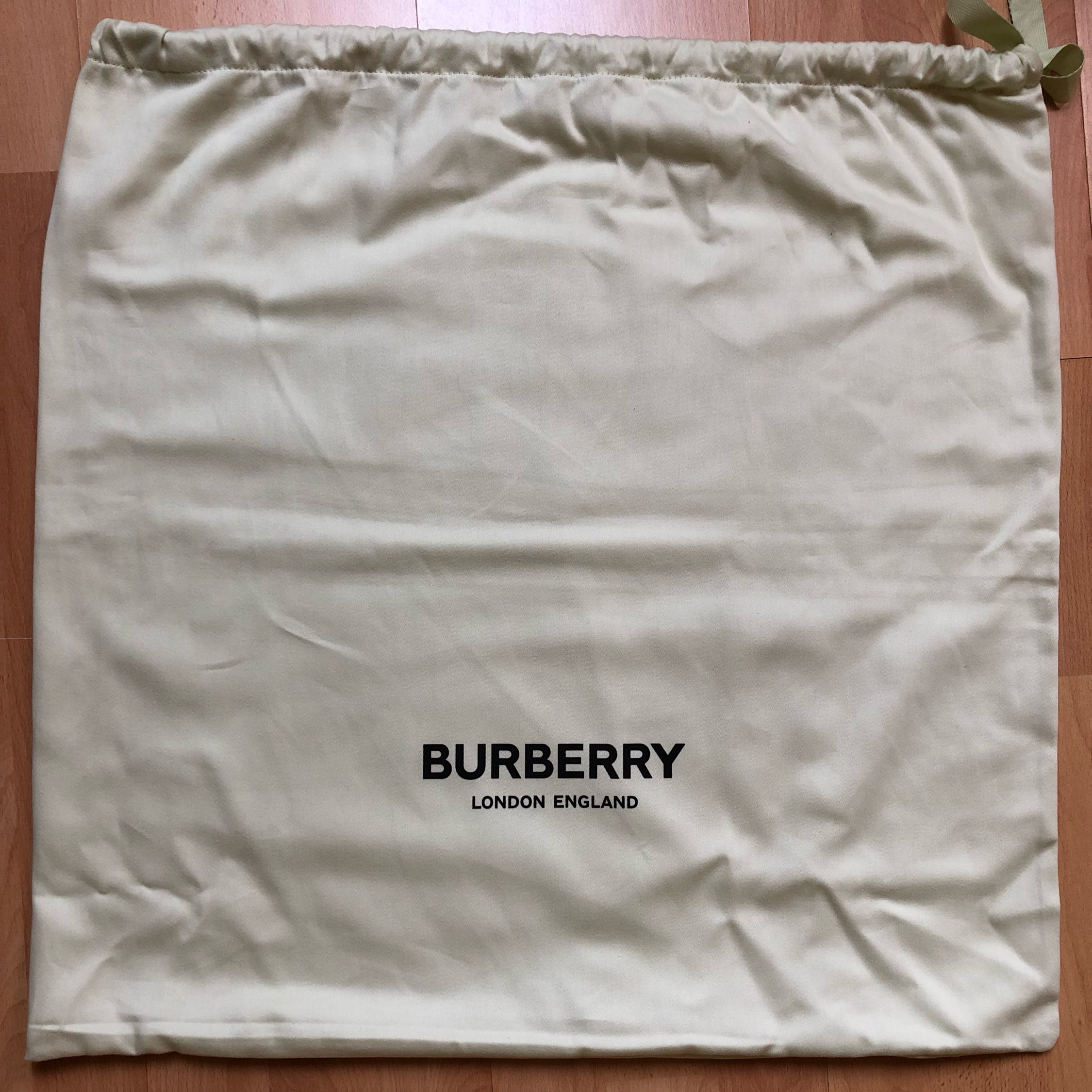 Burberry Monogram Printed Nylon Backpack