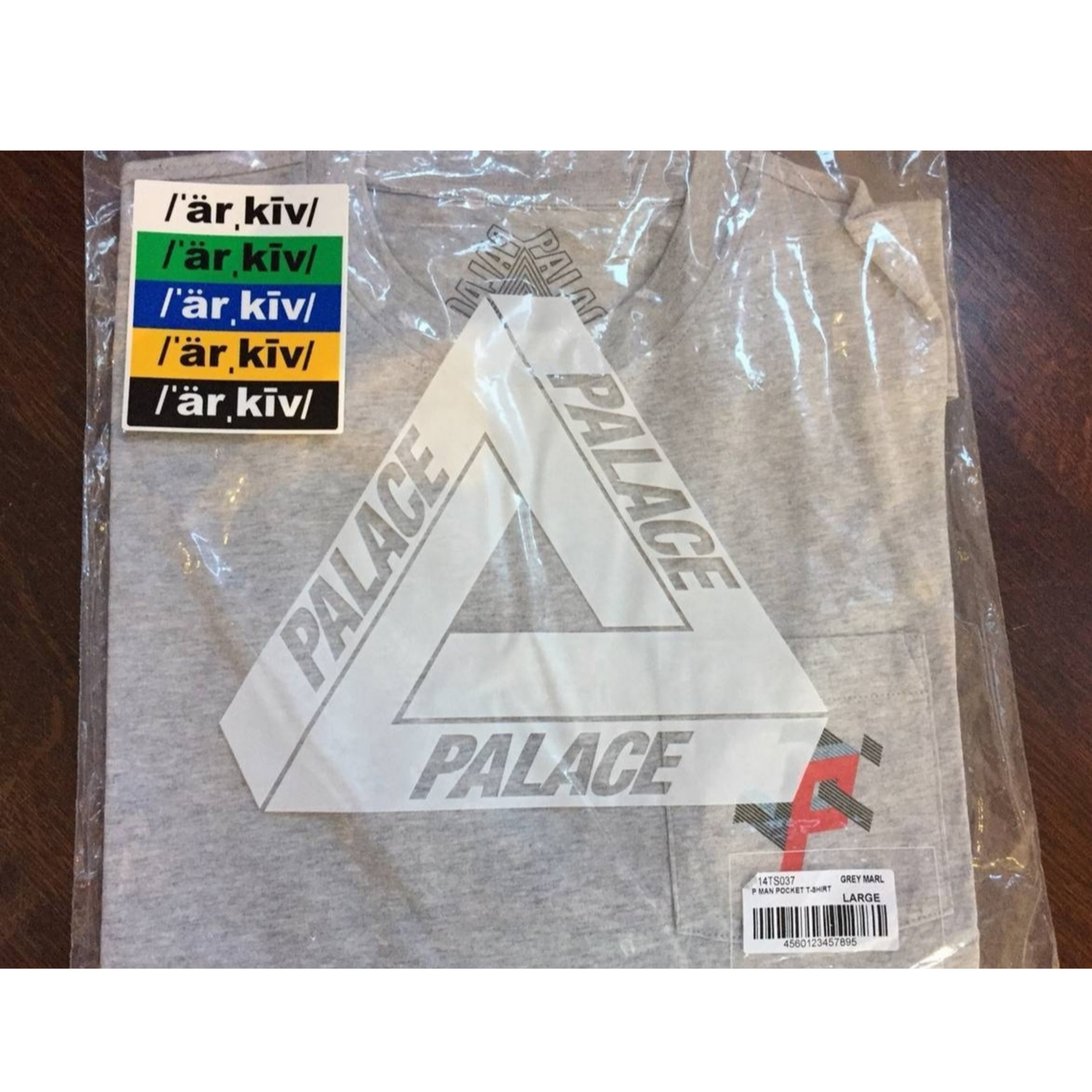 Palace P Man Pocket Tee