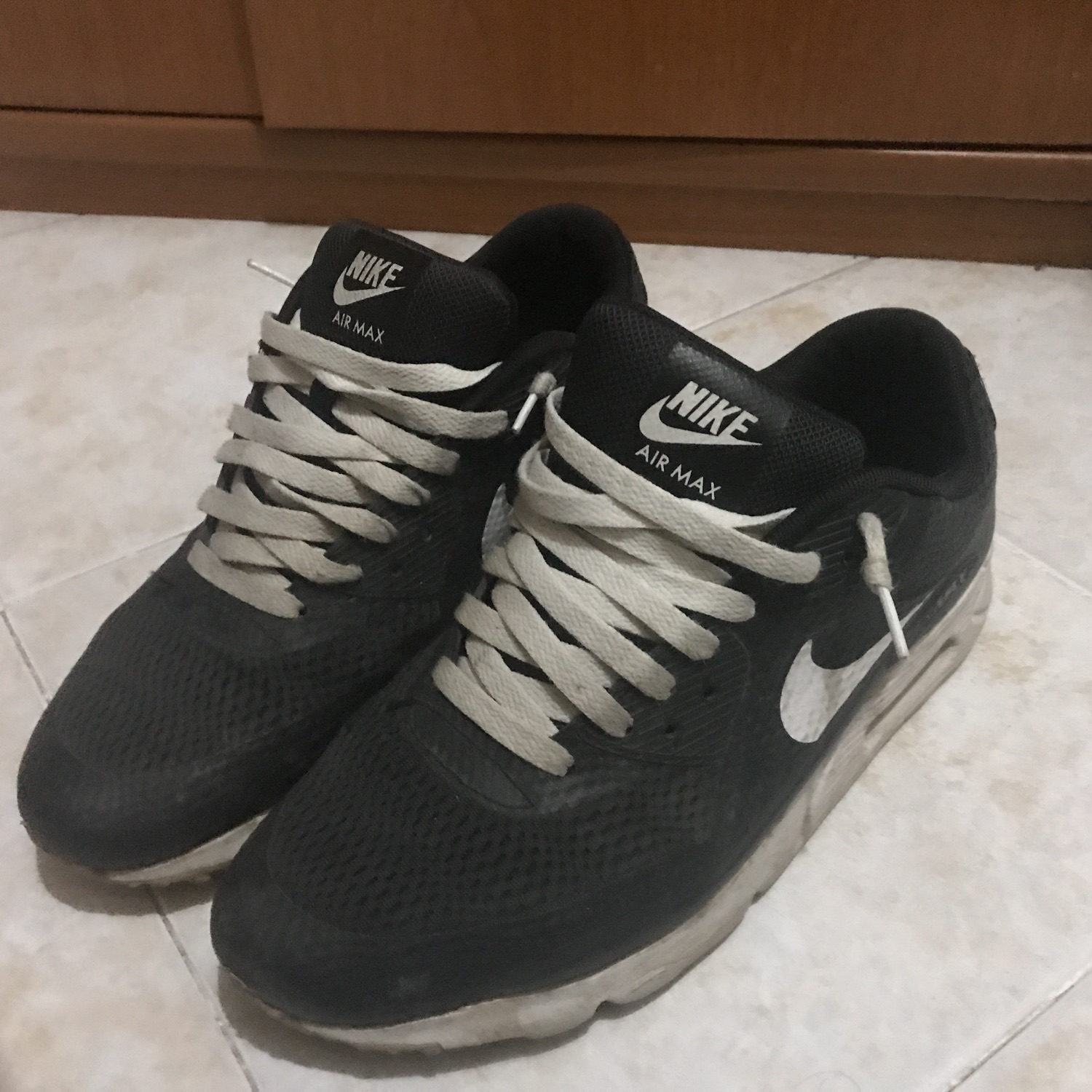 2air max 90 nere