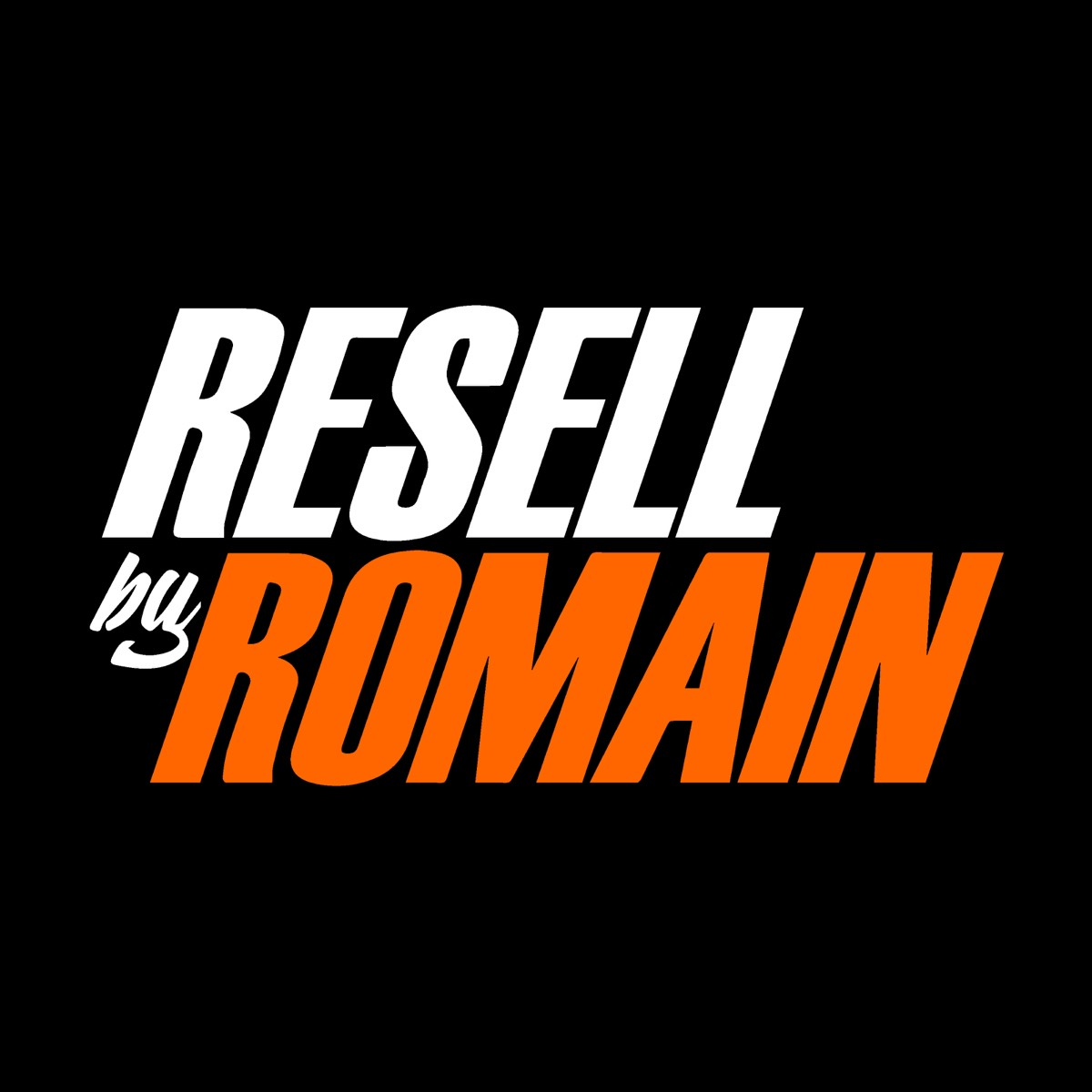 Bump profile picture for @resellbyromain