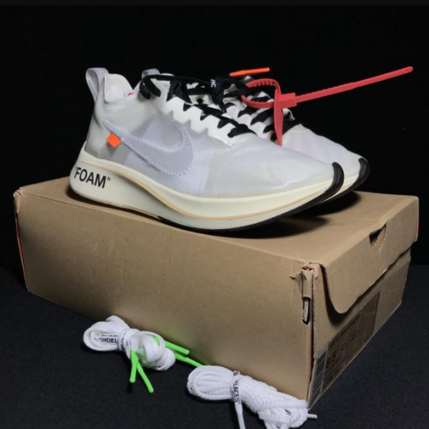 Nike X Off White Zoom Fly Og