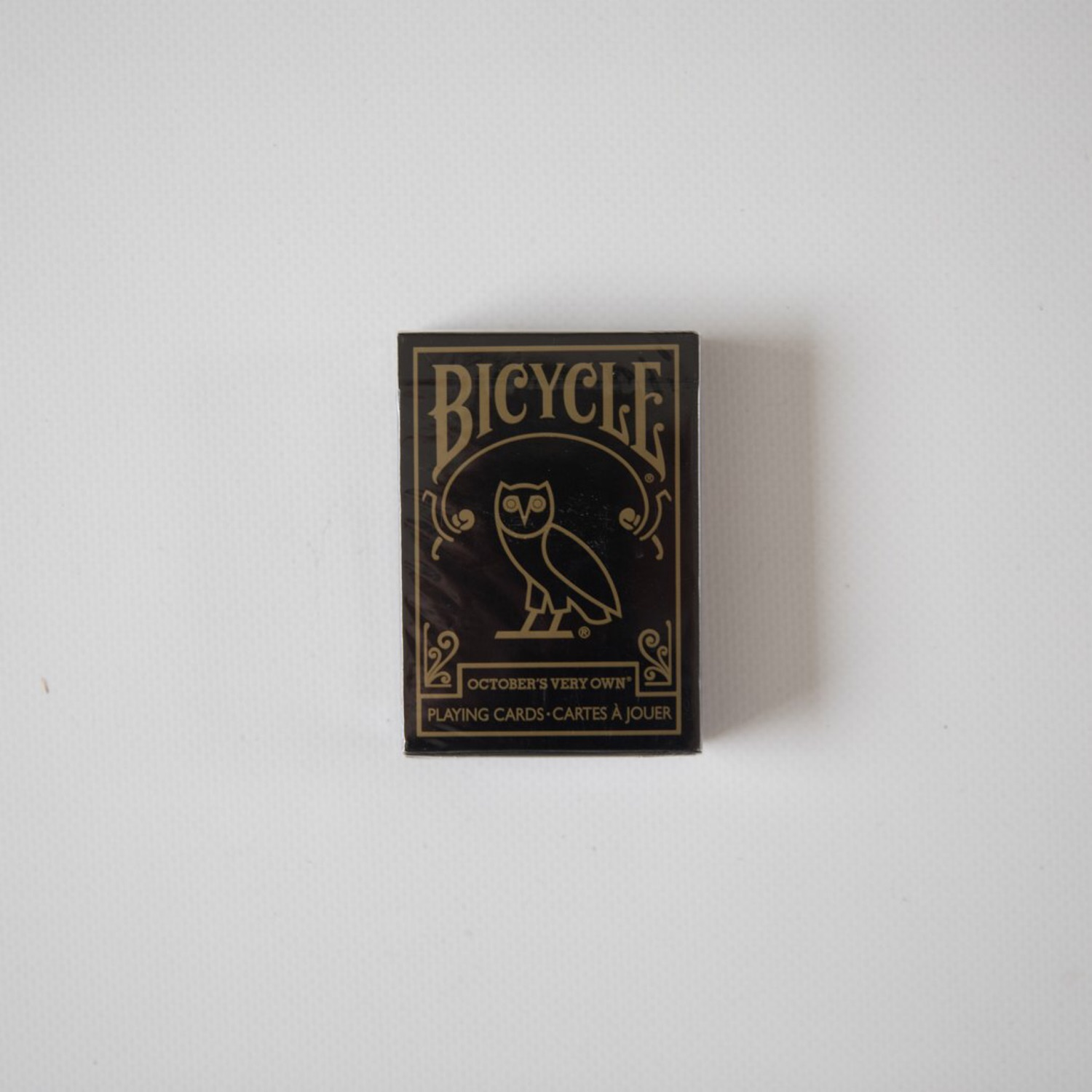 Ovo X Bicycle Playing Cards (New)