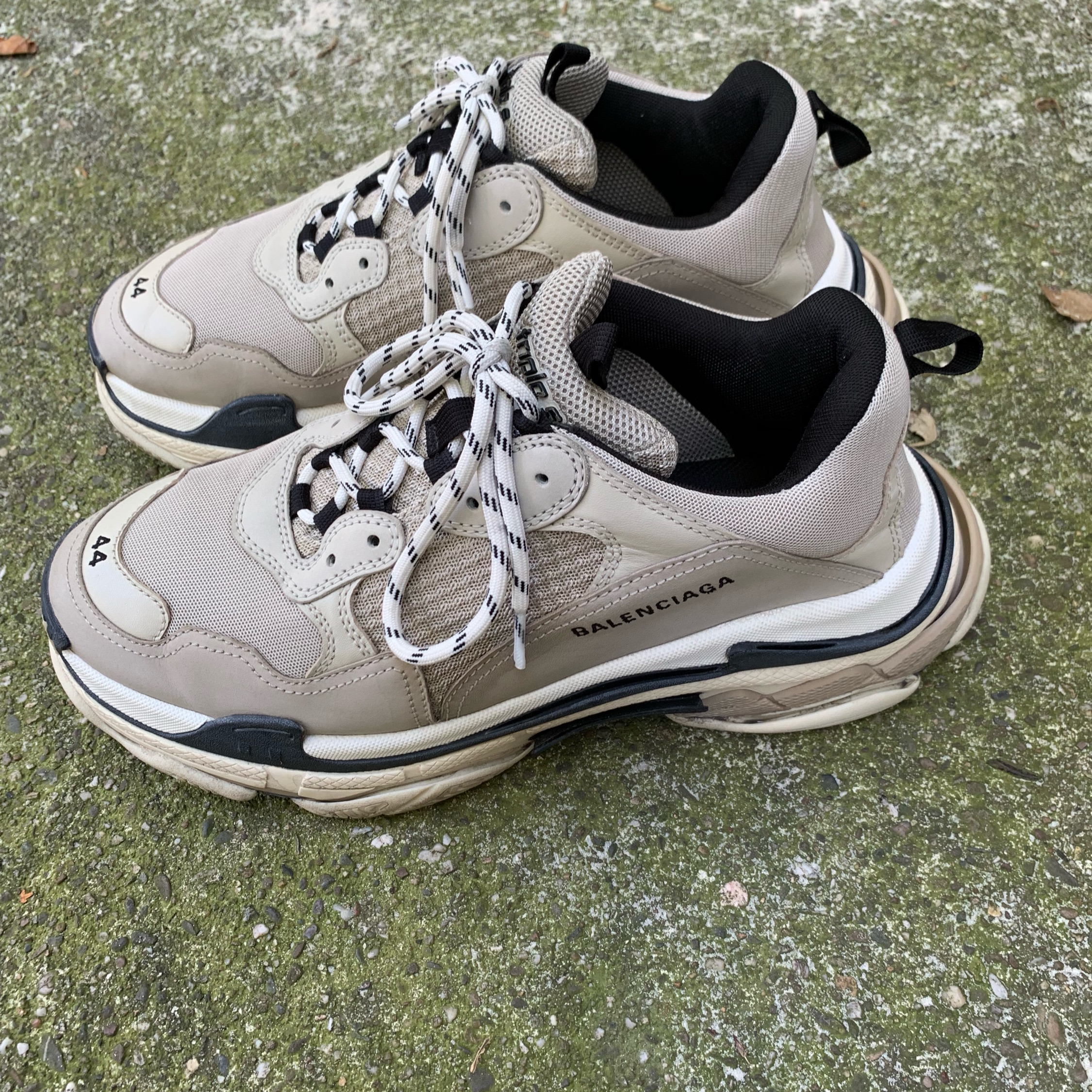 balenciaga triple s new colorways 02 Mille World