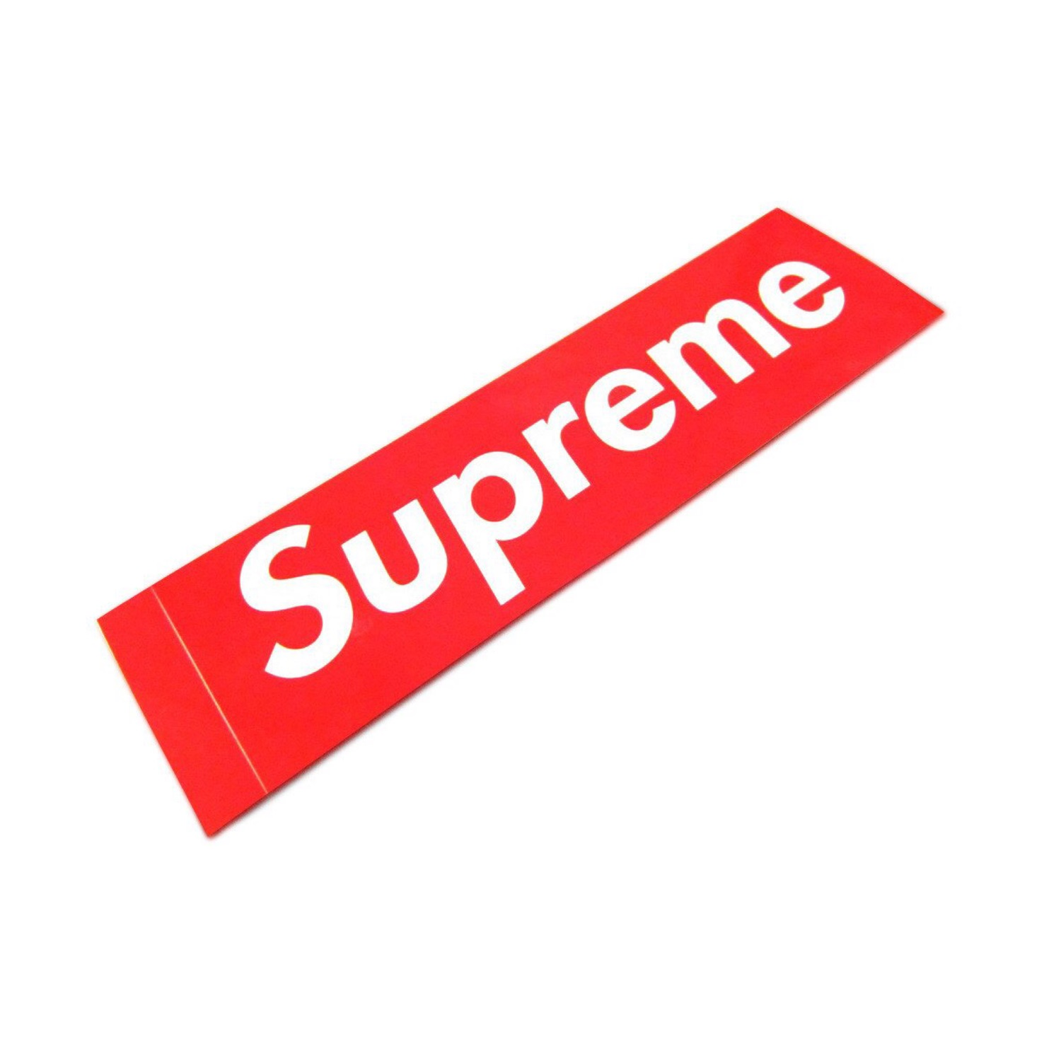 Supreme Box Logo Stickers (Set Of 5)