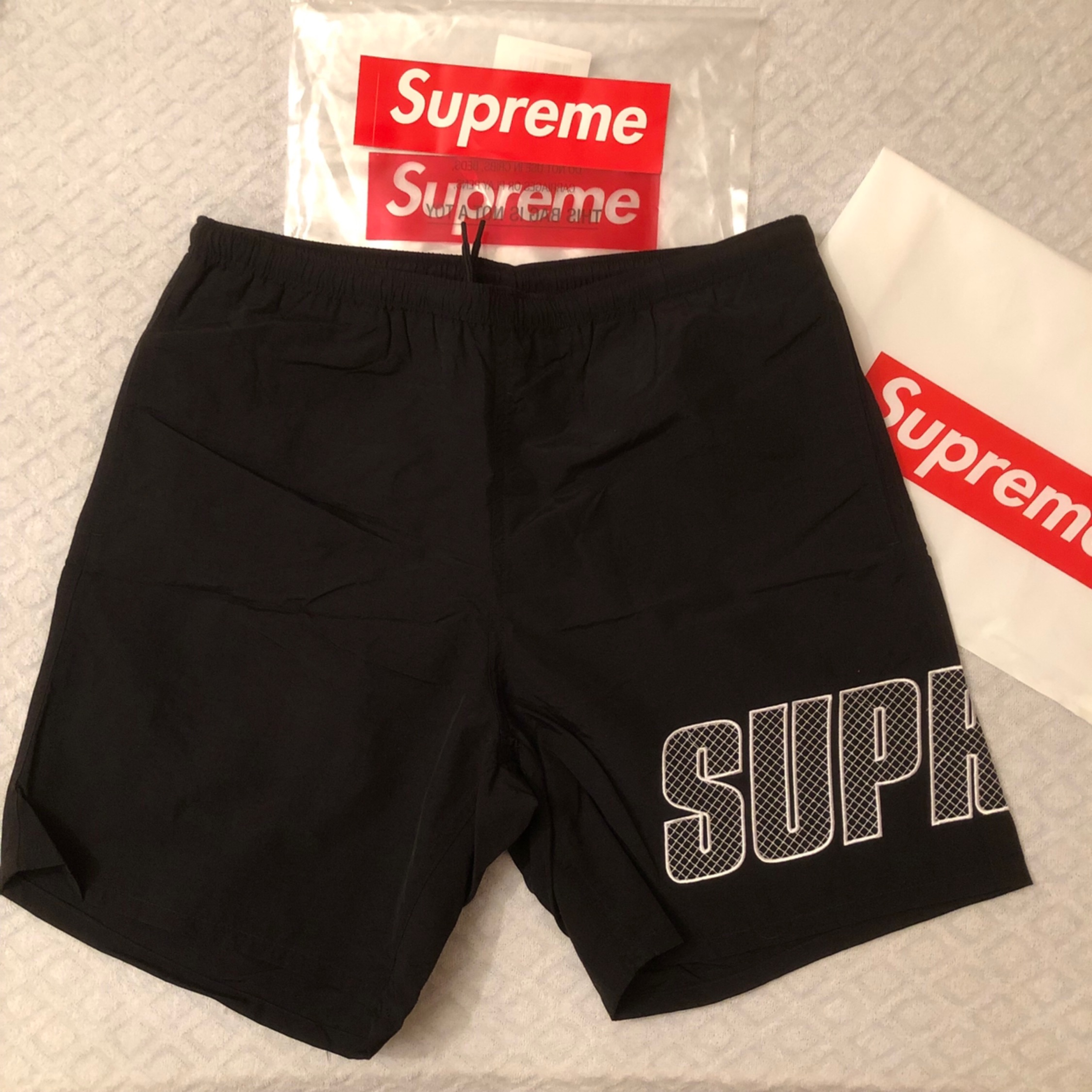 Costume Supreme Water Short Ss19