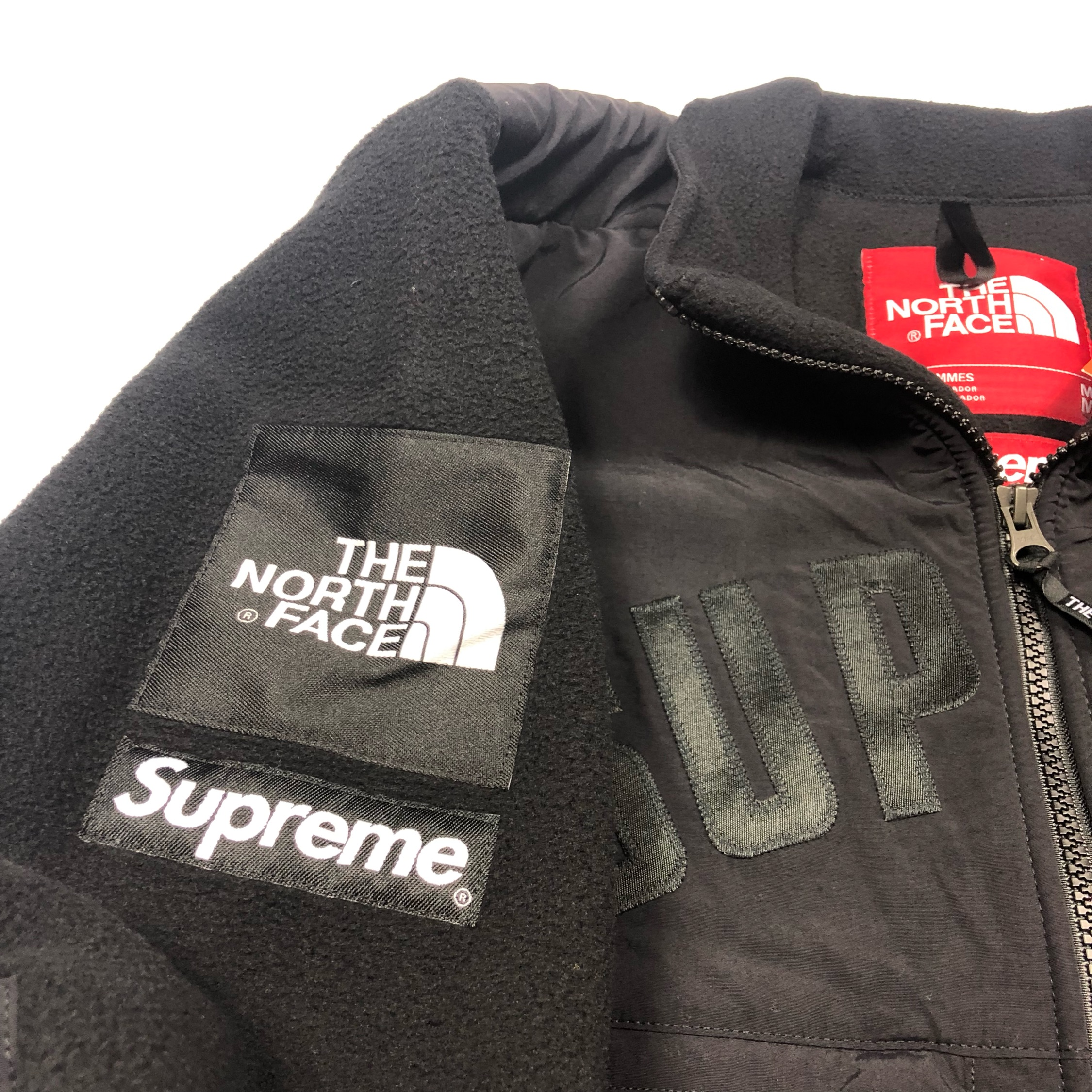 Supreme The North Face Arc Denali Fleece Jacket