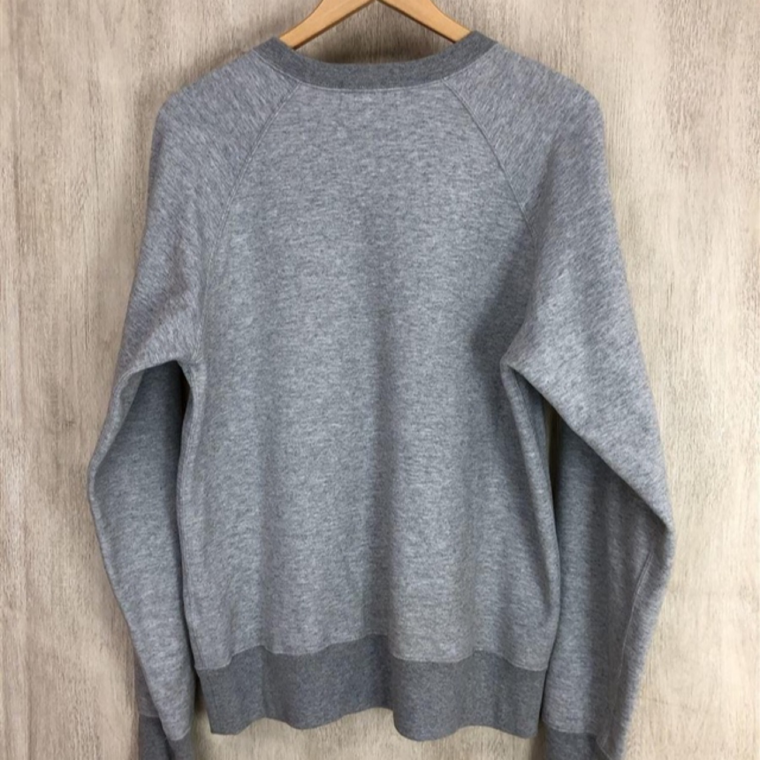Bape Grey Crewneck