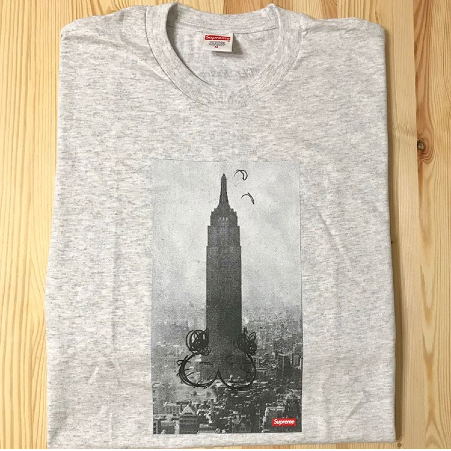 Supreme/Mike Kelley The Empire State Building